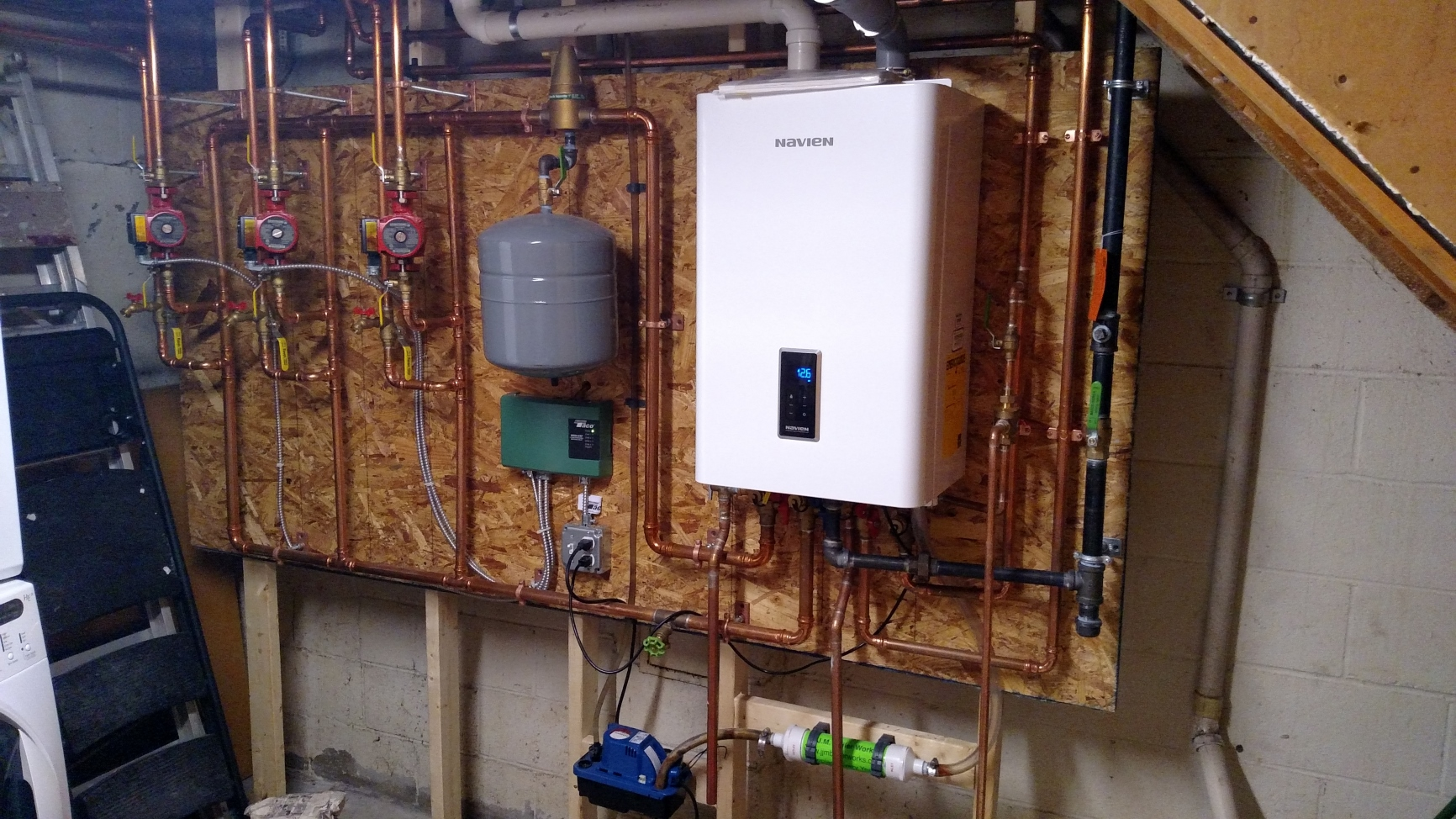 Navien Combi Vs Lochinvar With Indirect Updated