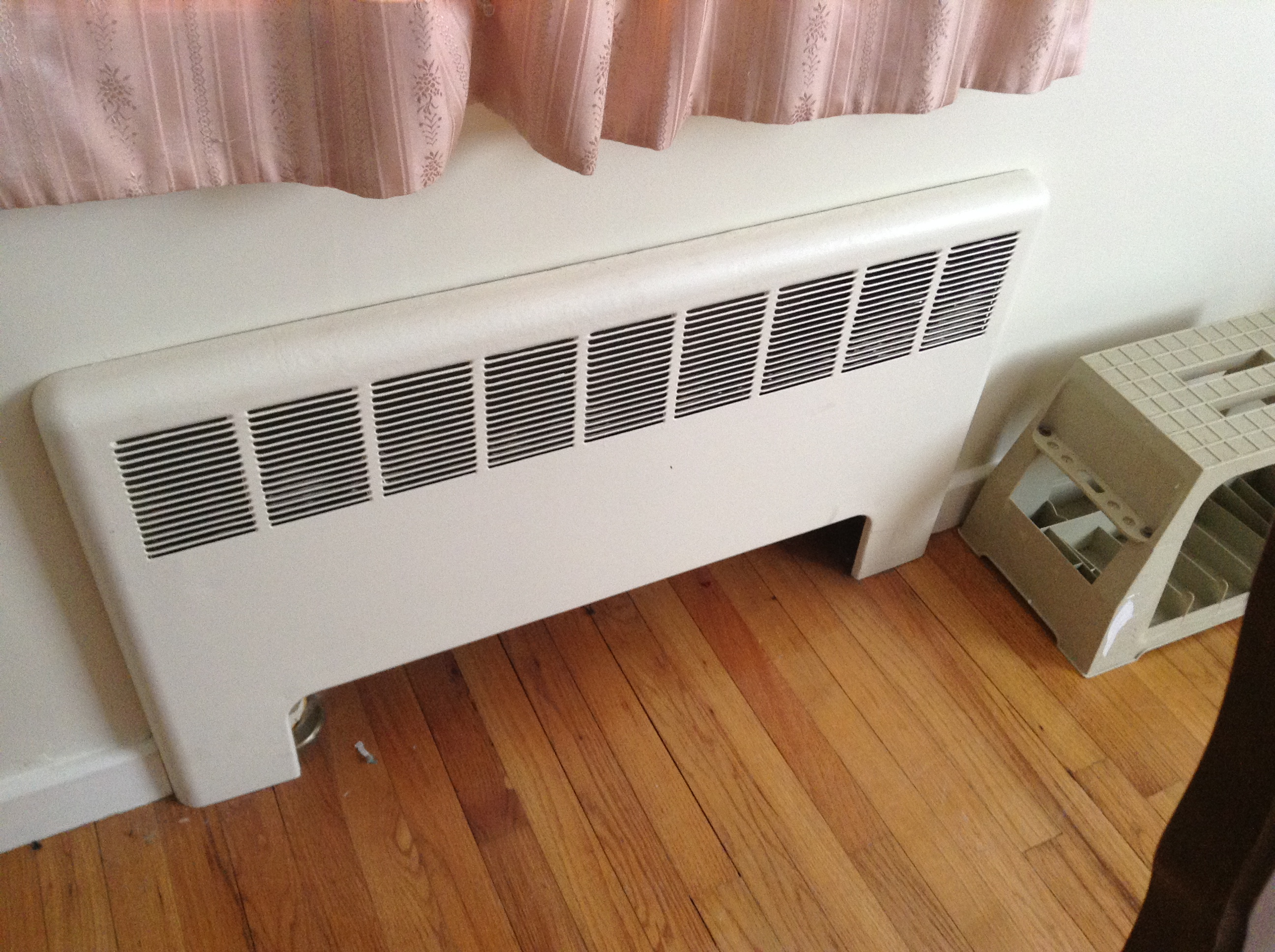Looking for convection type radiator cover heating help for Types of home heating