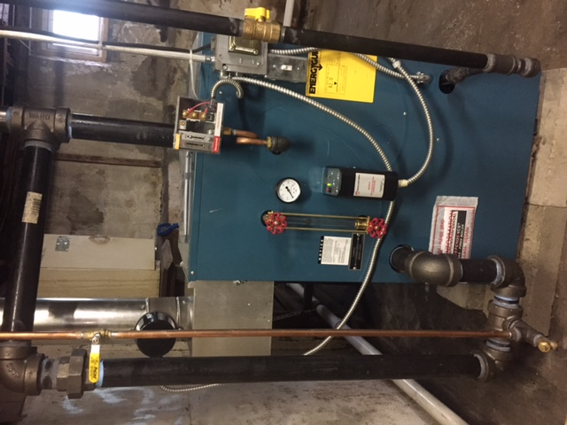 Steam Boiler Low Water Cut off cycles constantly mdash Heating