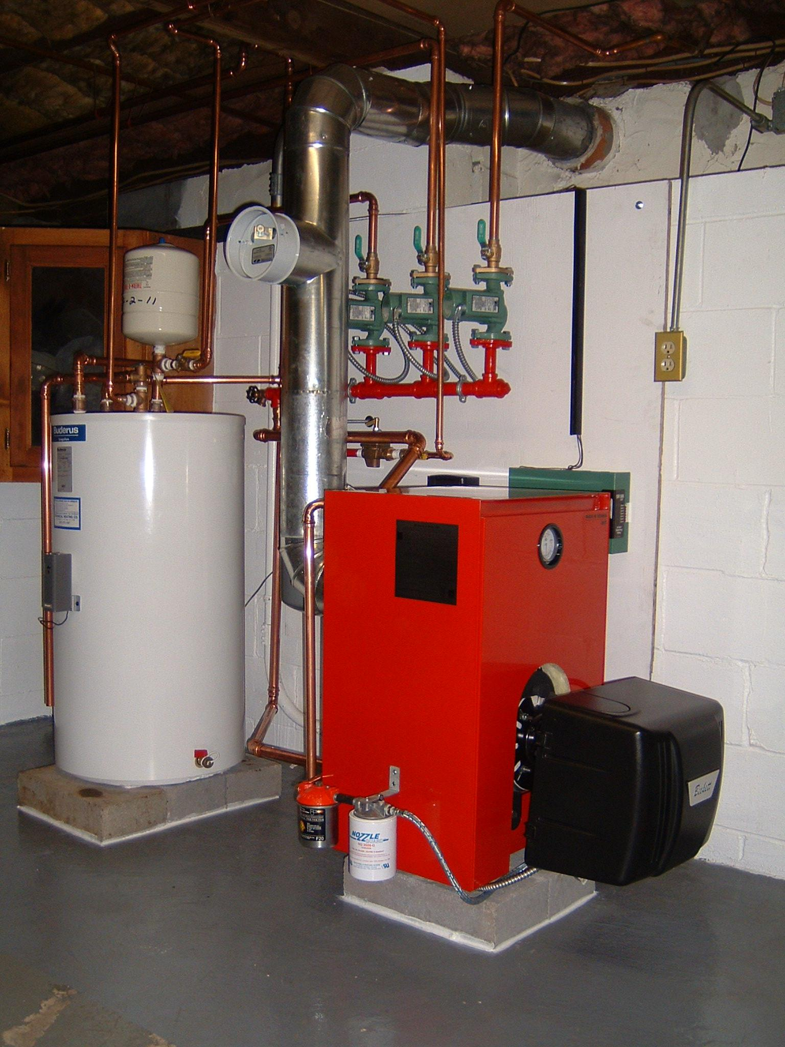 Purepro Trio With Energy Manager Or Biasi B10 4