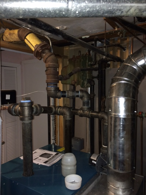 New Independence Gas-Fired Steam Boiler - Not Working! HELP