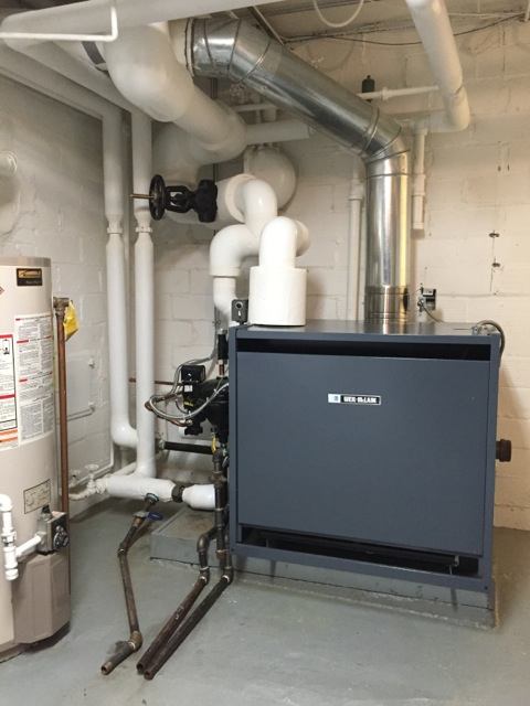 TDS and level instability in a new boiler — Heating Help: The Wall
