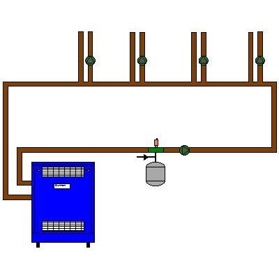 6 zone boiler wiring and piping, Buderus, Honeywell. — Heating Help ...