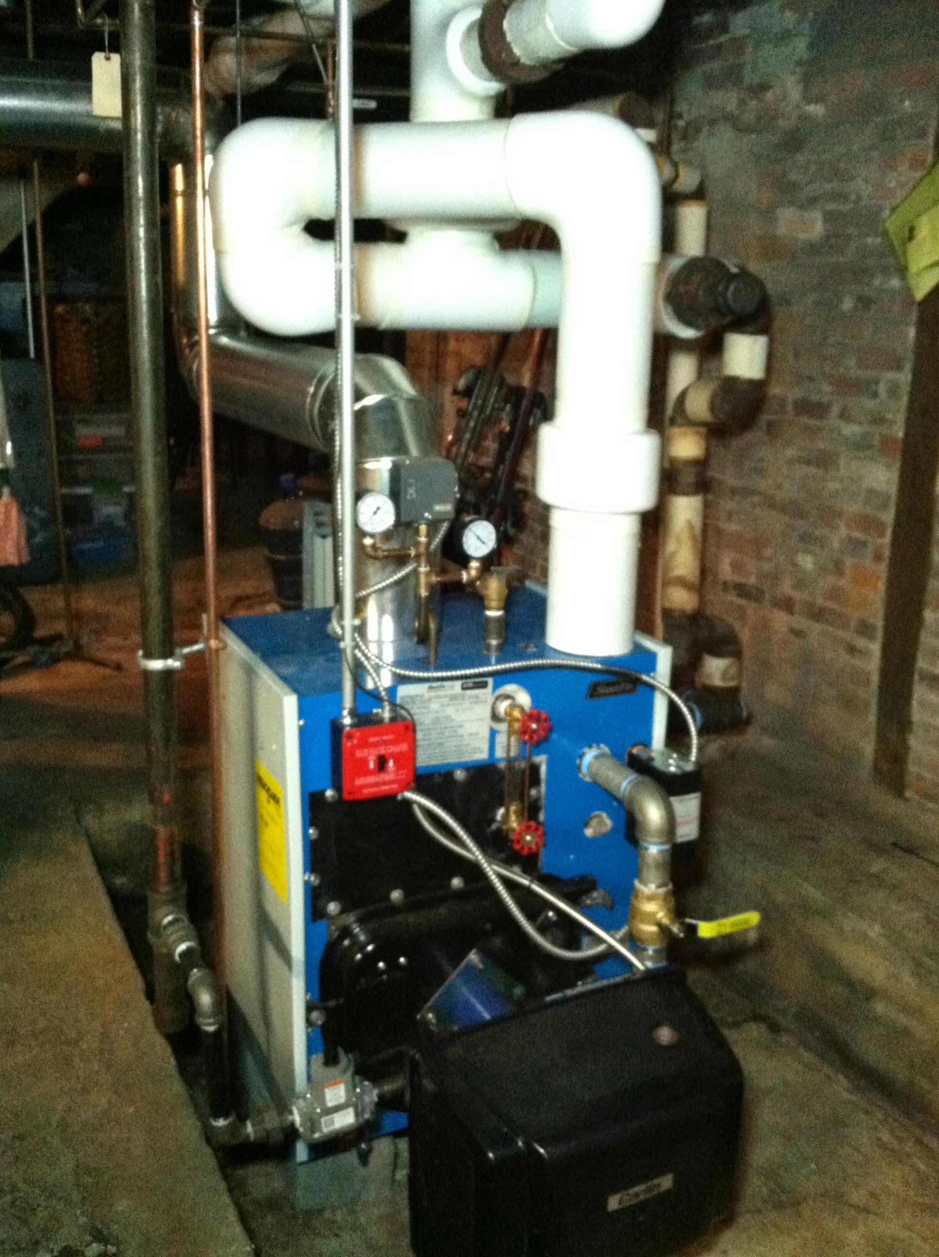 New Slant Fin Intrepid With Ez Gas Burner Heating Help The Wall Boiler Wiring Diagram Slantfin