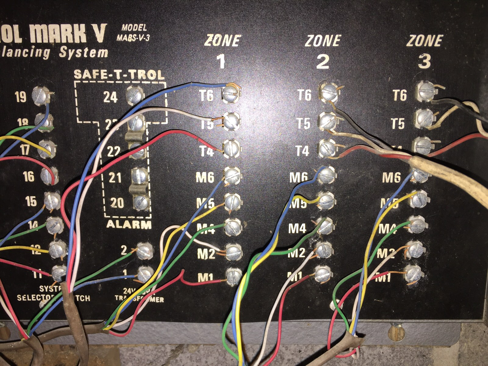 wiring honeywell hz from a trol a temp mastertrol mark v photo sep 21 7 19 30 pm jpg