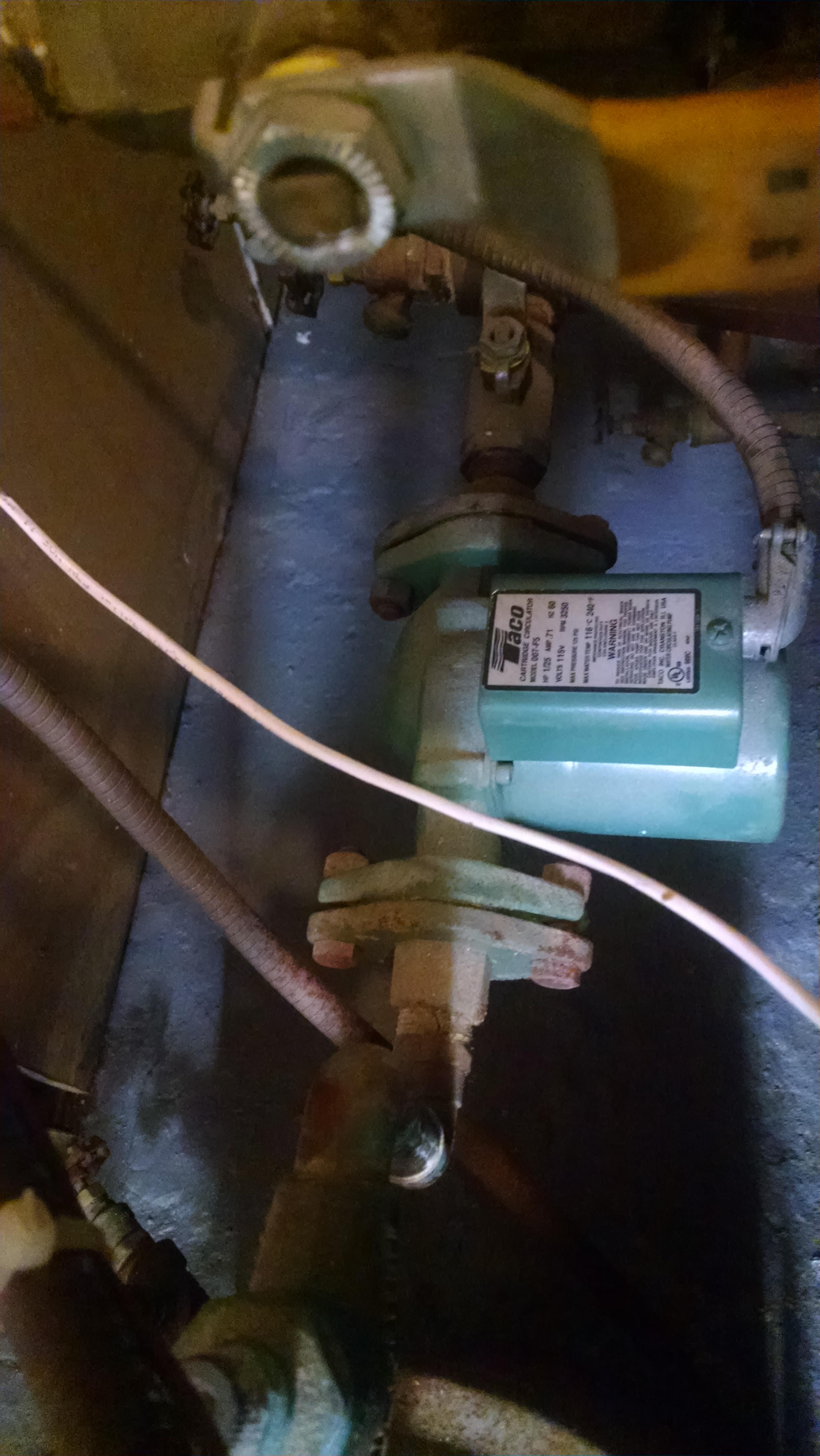 Is My Hot Water Loop Wrong Heating Help The Wall Taco Circulator Wiring 007 F4 Img 20141002 204752257 23m