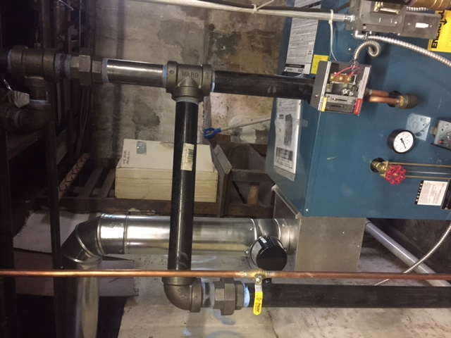 Steam Boiler Low Water Cut Off Cycles Constantly  U2014 Heating Help  The Wall