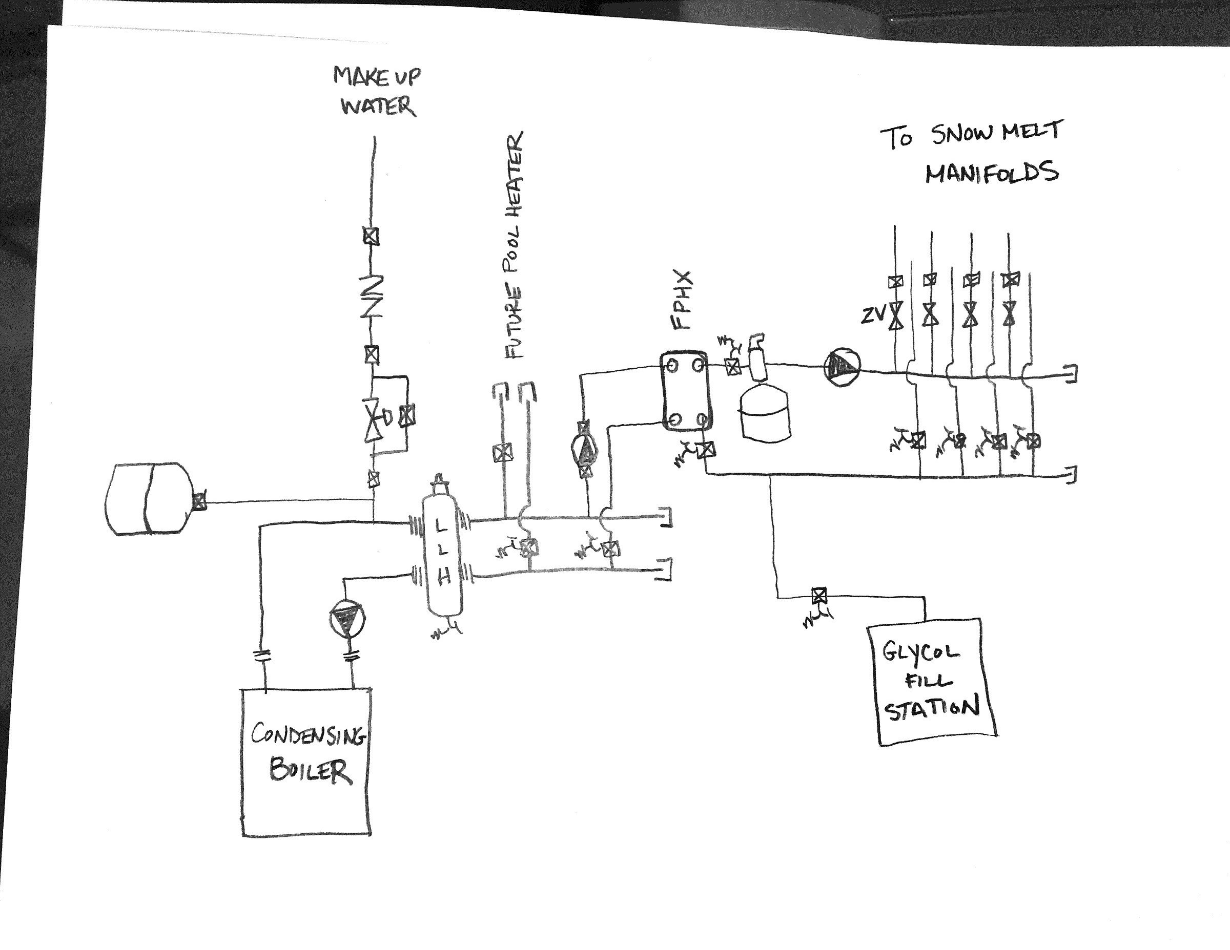 First Snowmelt Project Near Boiler Schematic Heating Help The Wall Schematics August 13 2015 At 1115am
