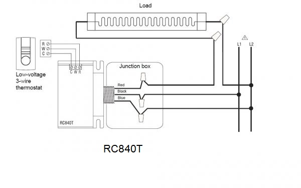 0e12637b7681da0f1726b356e88e61 5kw w line voltage therm heater controlled from nest page 2 90 340 relay wiring diagram at bayanpartner.co
