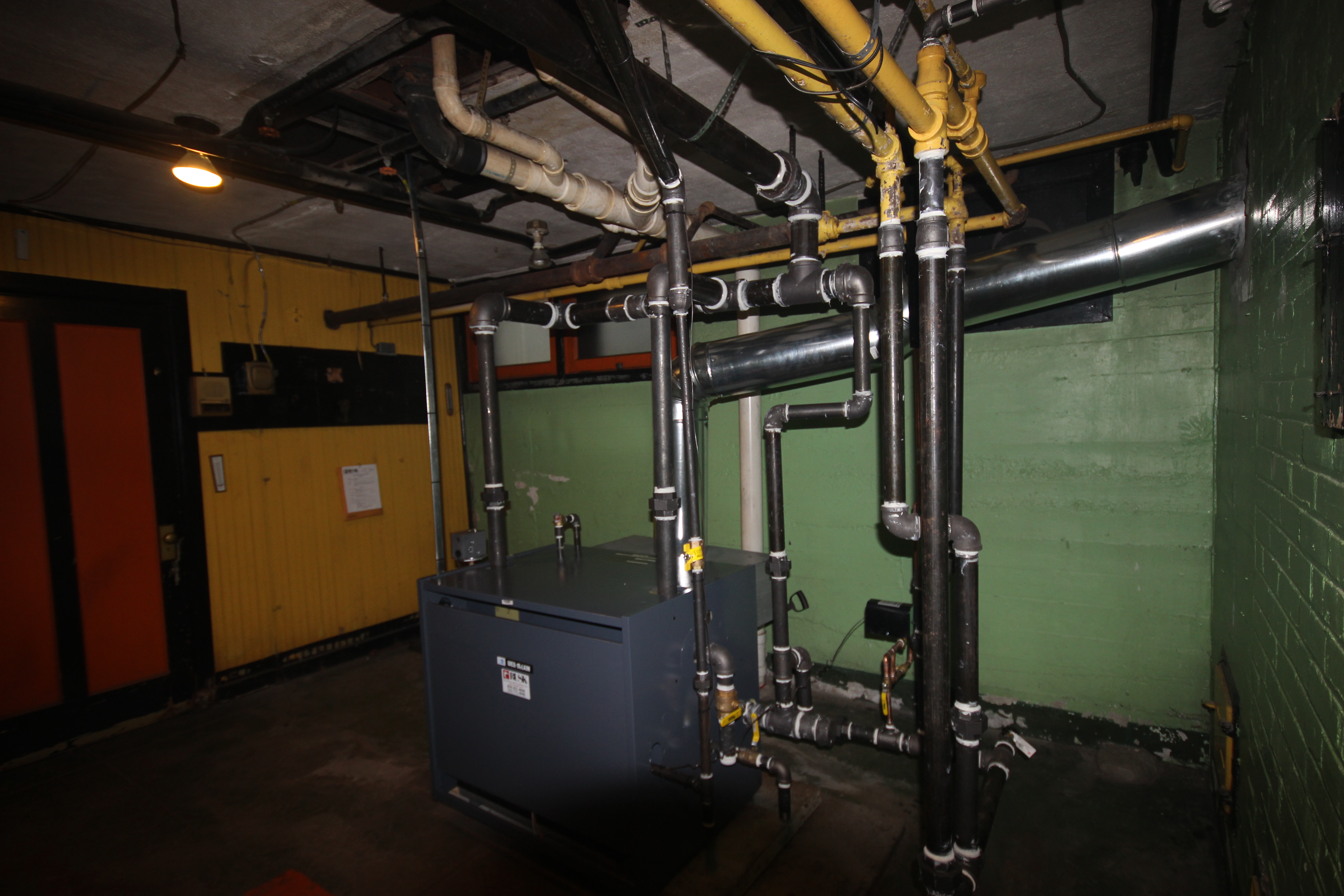 New boiler install Weil McLain EGH-85 (issues) — Heating Help: The on