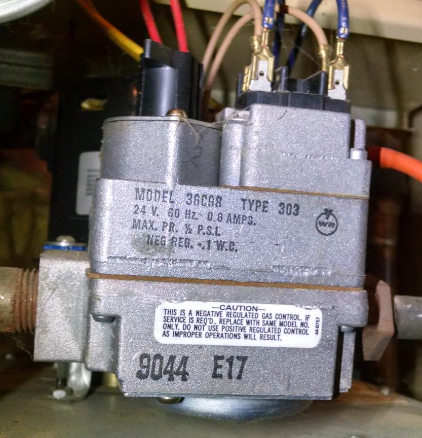 Weil Mclain GV4 Boiler Issues...