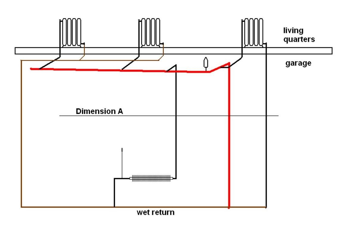 What do I do with this 2 pipe system? — Heating Help: The Wall #B71614
