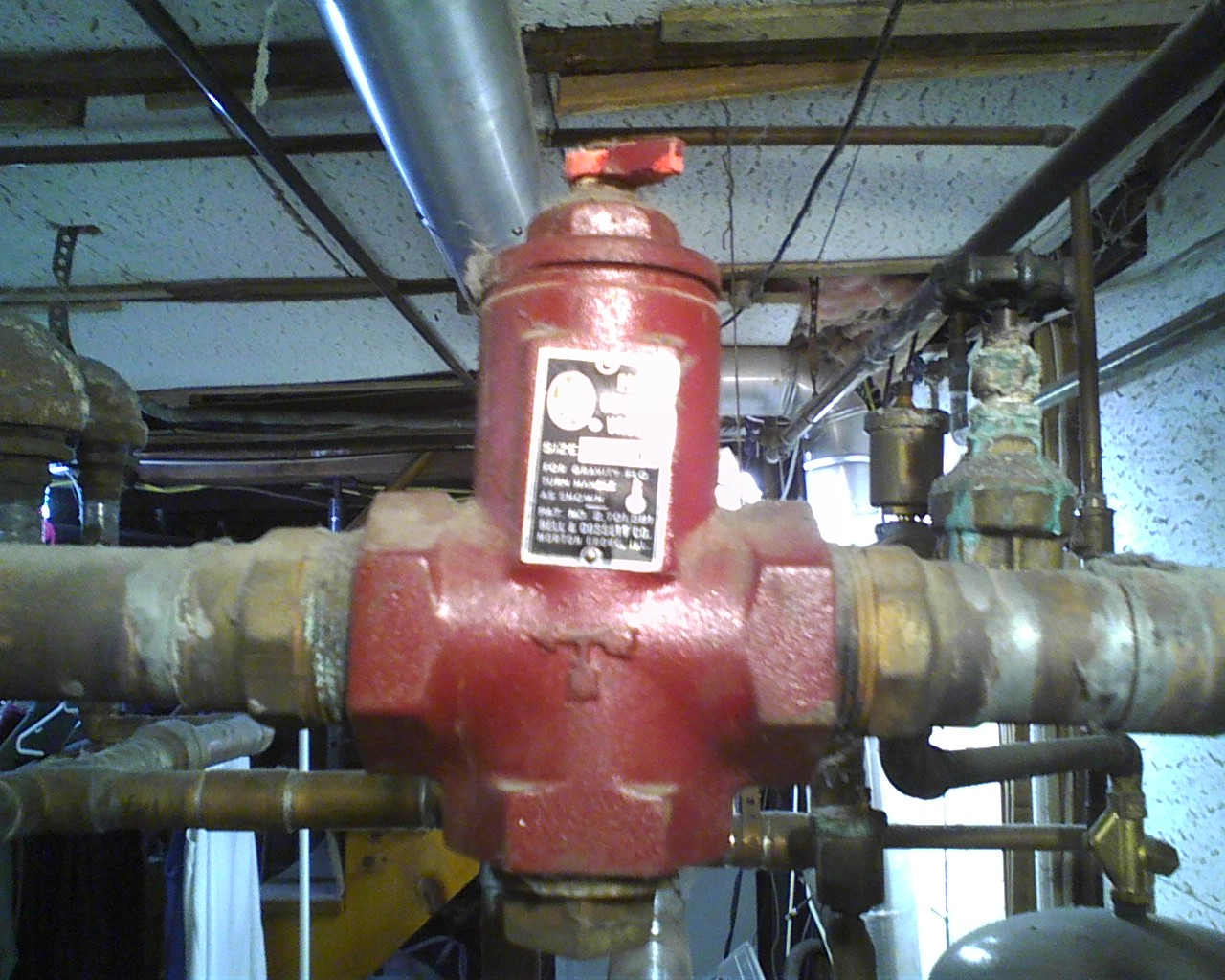 What Is The Safety Zone In Psi For Boiler Pressure And