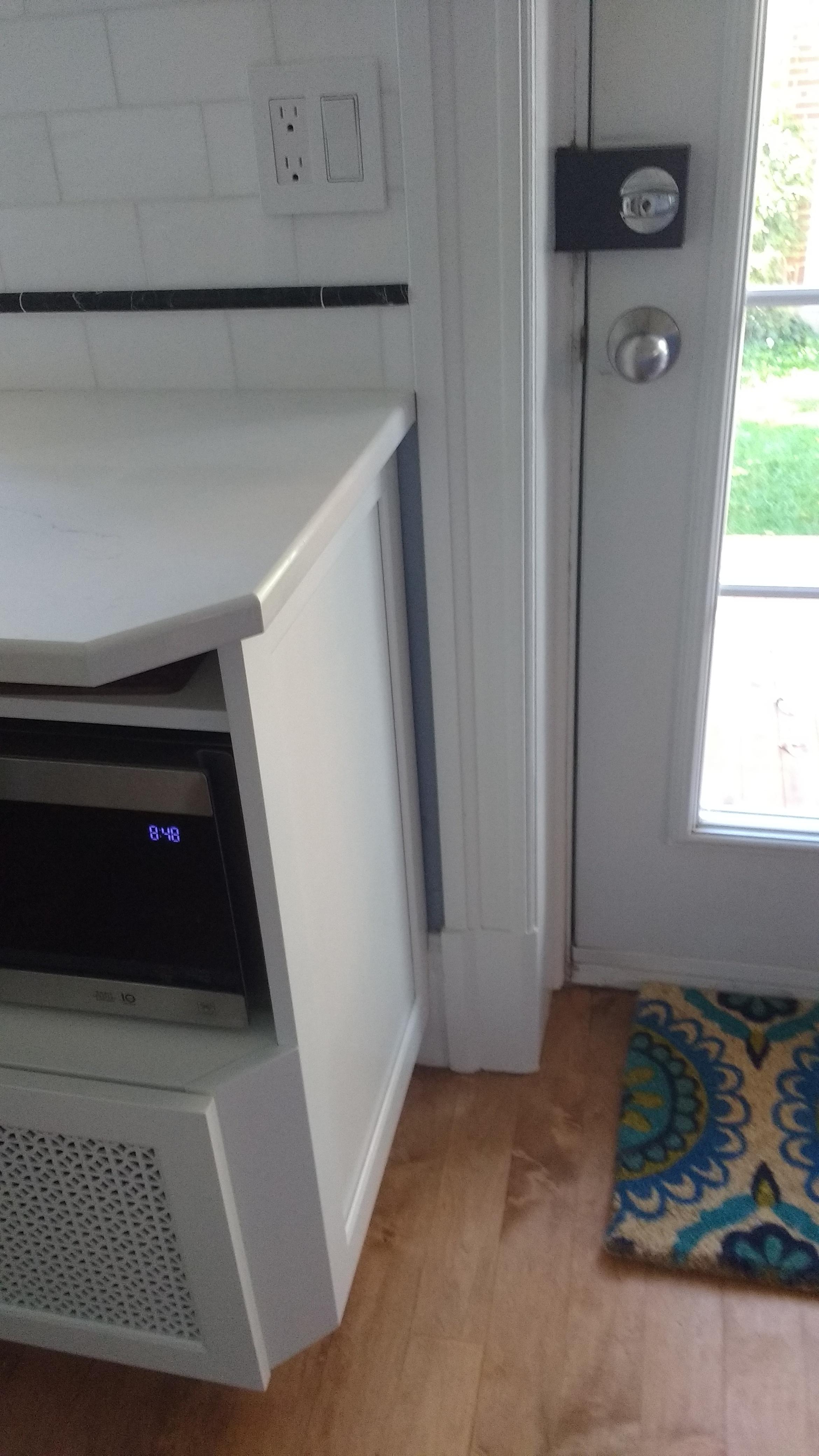 radiator inside cabinet heating help the wall rh forum heatinghelp com