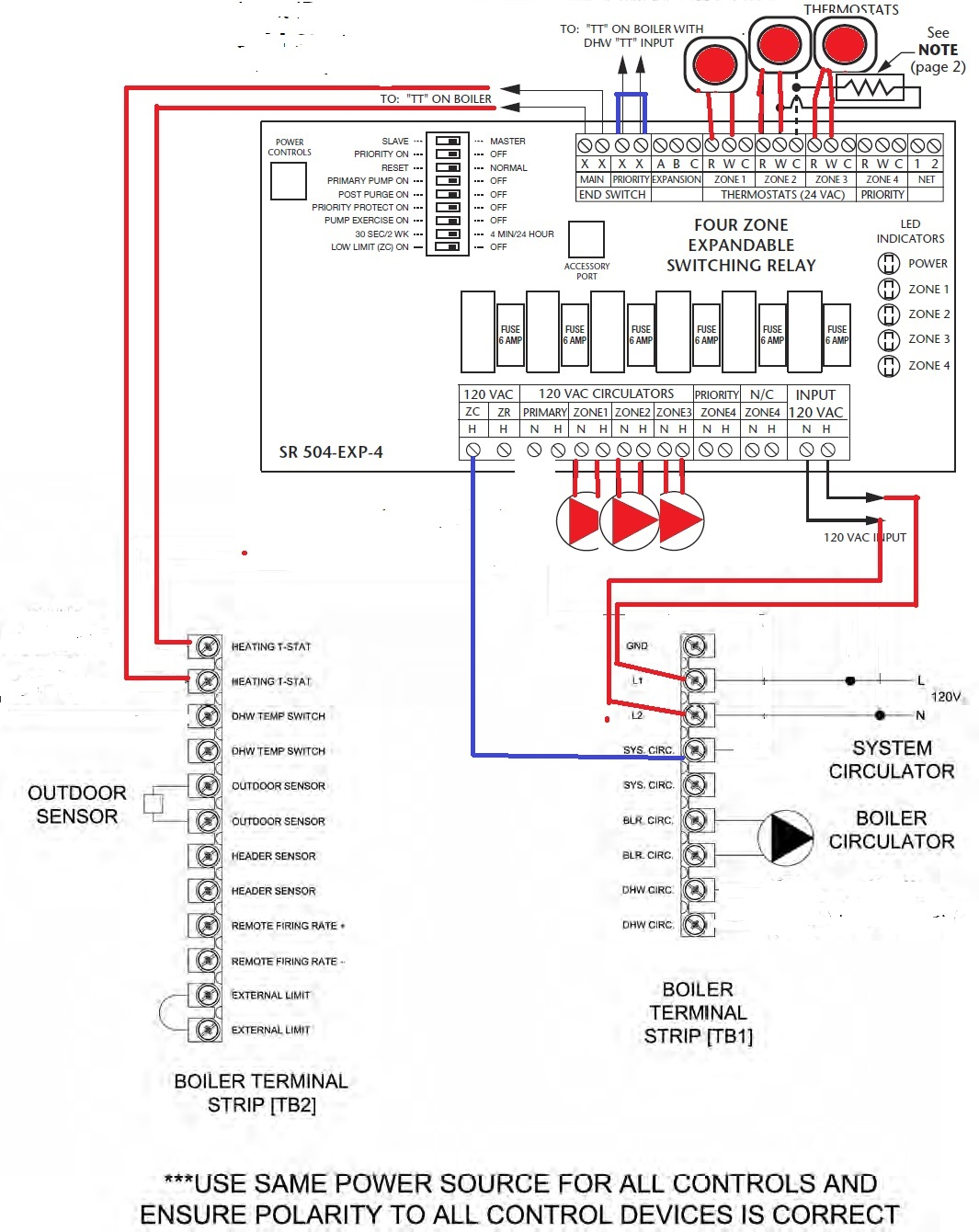 taco sr504 schematic  taco  get free image about wiring diagram Taco Switching Relay Wiring taco sr504-4 wiring diagram