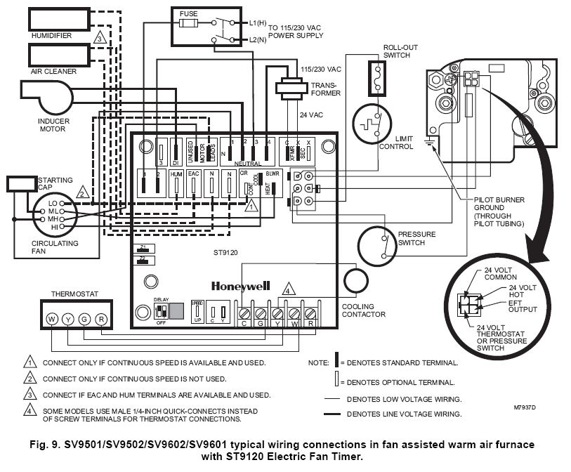 St9120u Wiring Diagram