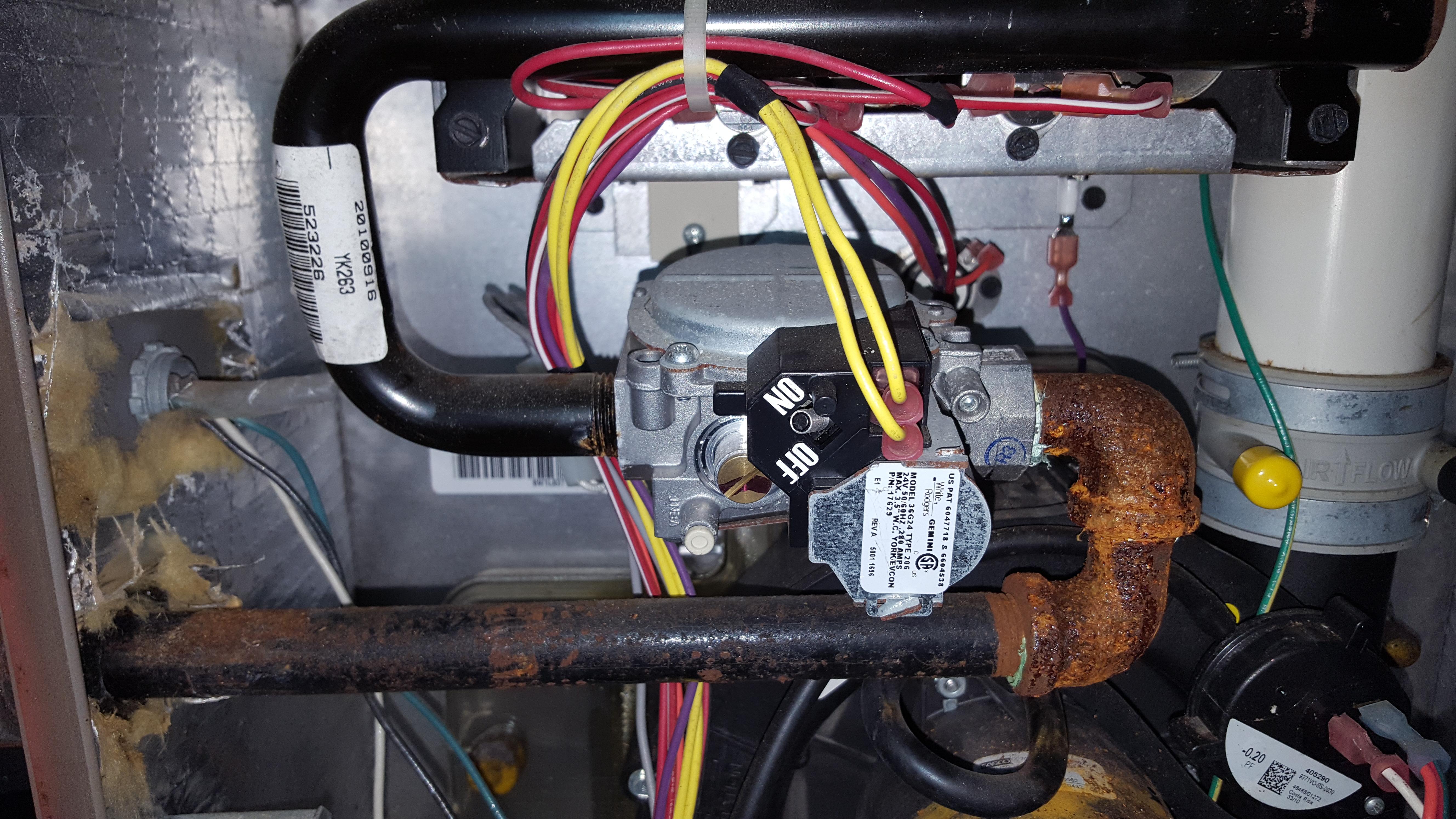 Heating Help: The Wall - HeatingHelp com