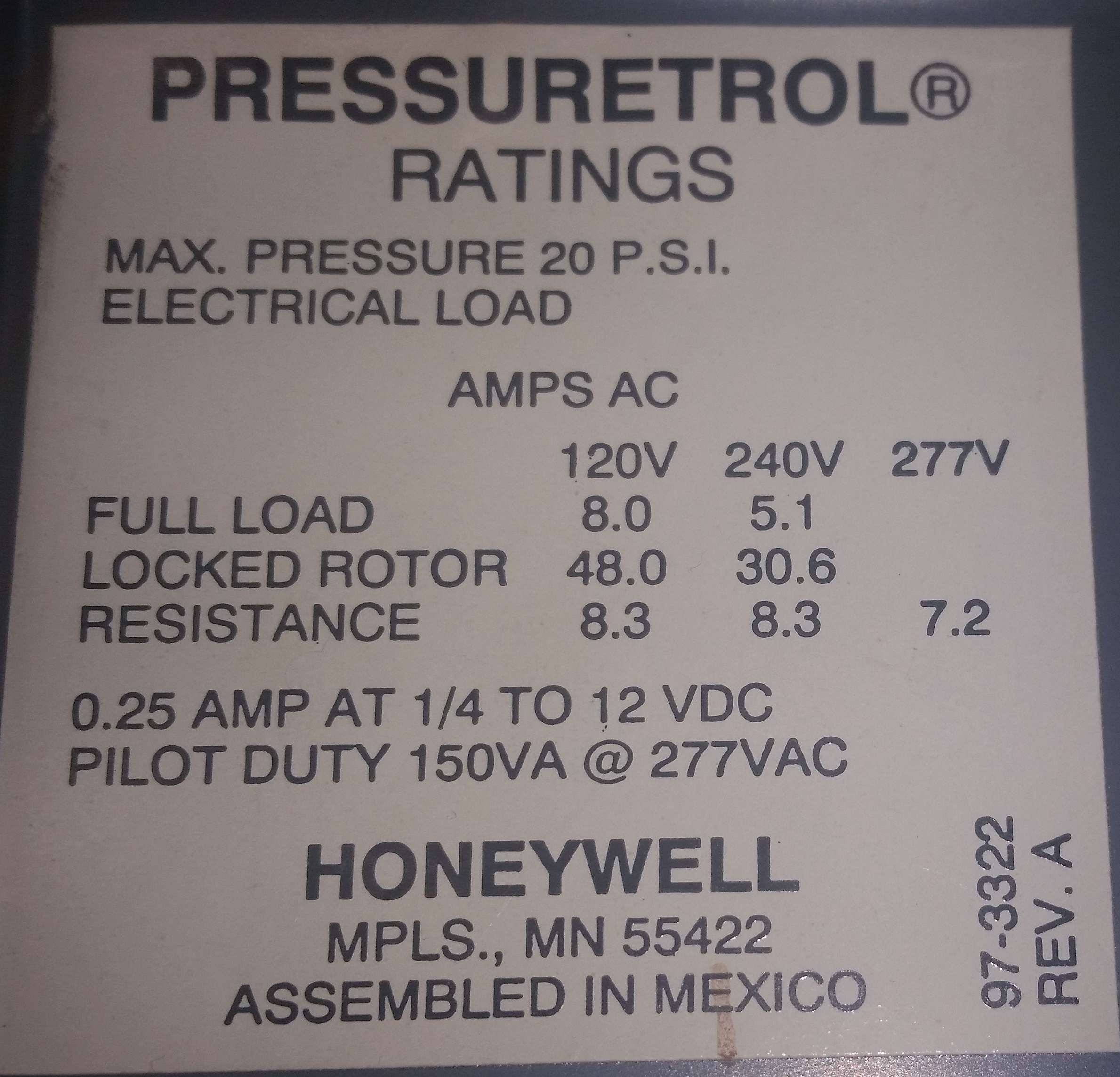 20bnuww8bmv9 67 lwco wiring torubles (steam) heating help the wall honeywell pressuretrol wiring diagram at nearapp.co