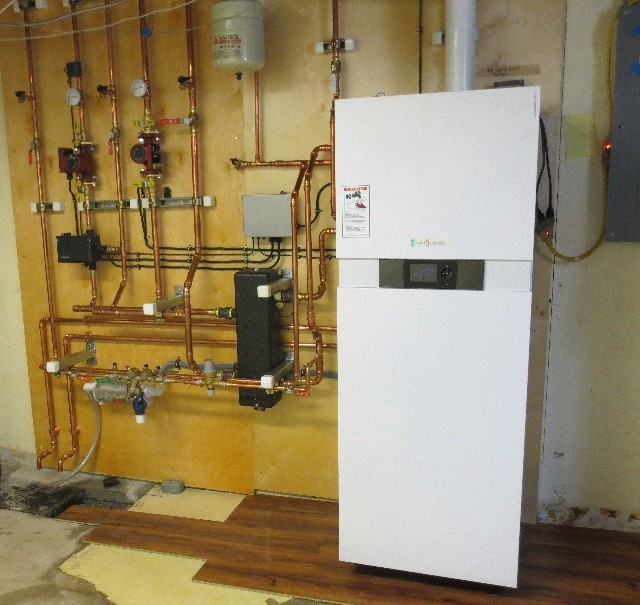 Vitodens 222f Cabinet Combi Heating Help The Wall