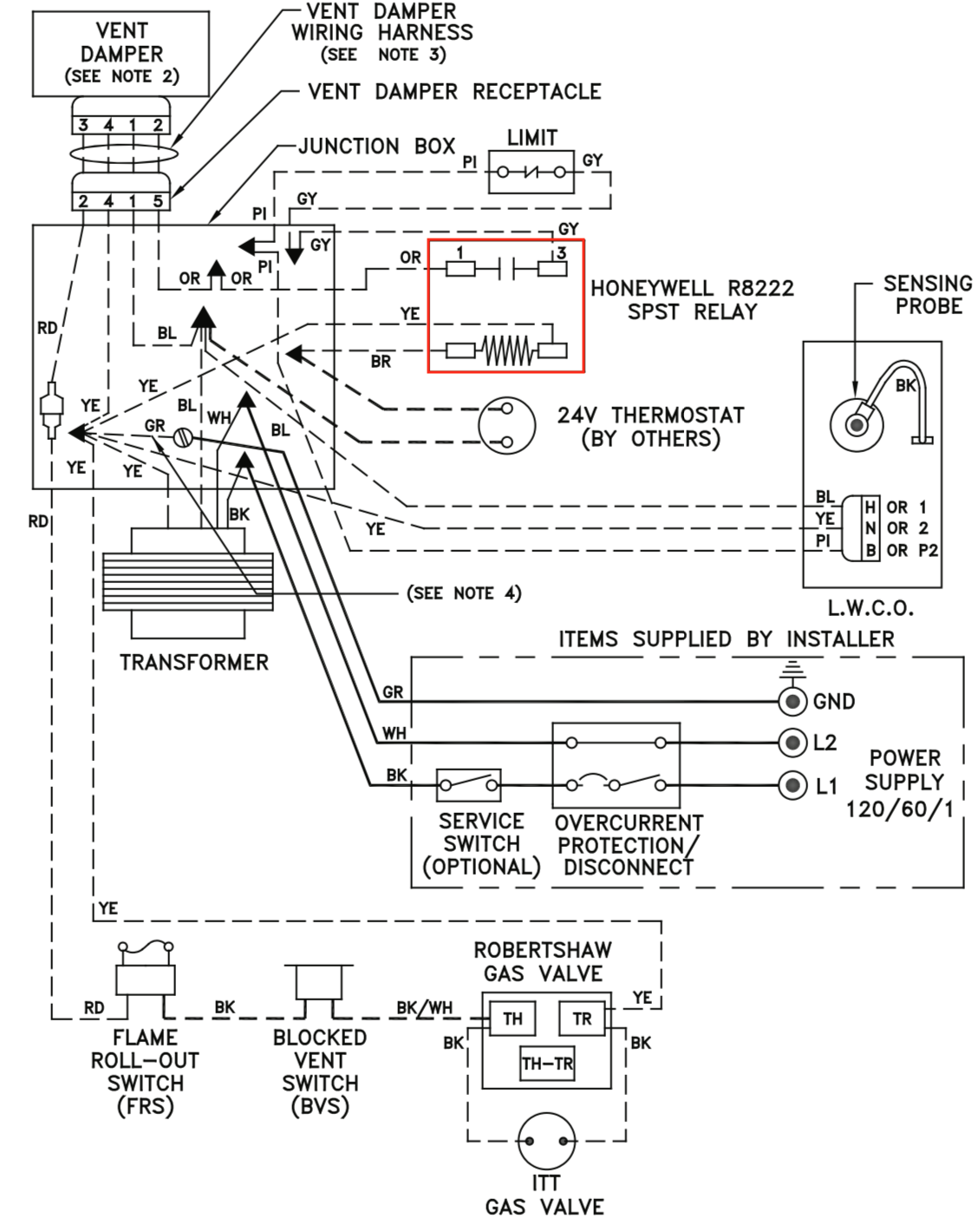 workhorse abs wiring schematic wiring diagrams for flue dampers wiring library  wiring diagrams for flue dampers