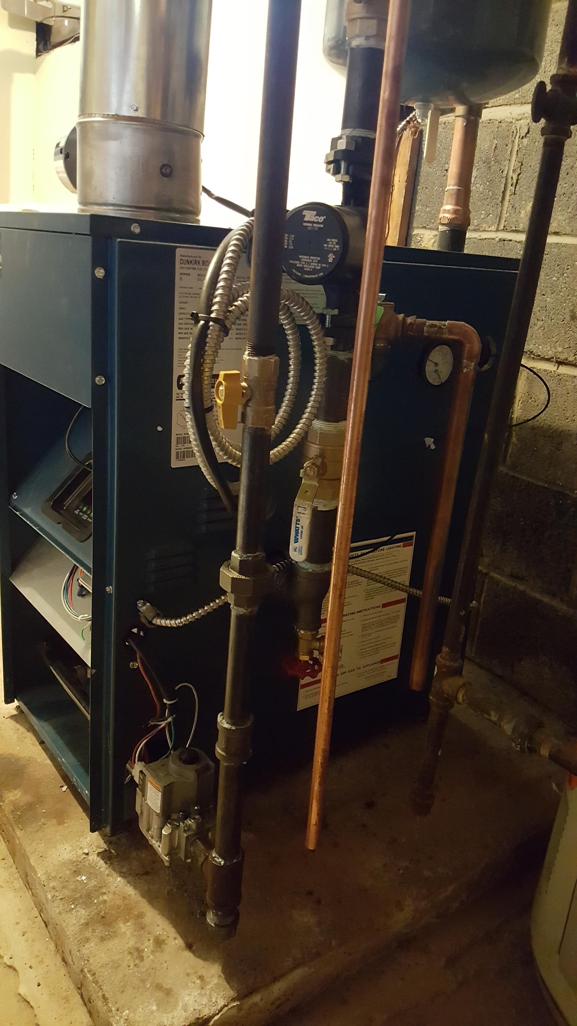 New boiler, rollout switch keeps breaking — Heating Help