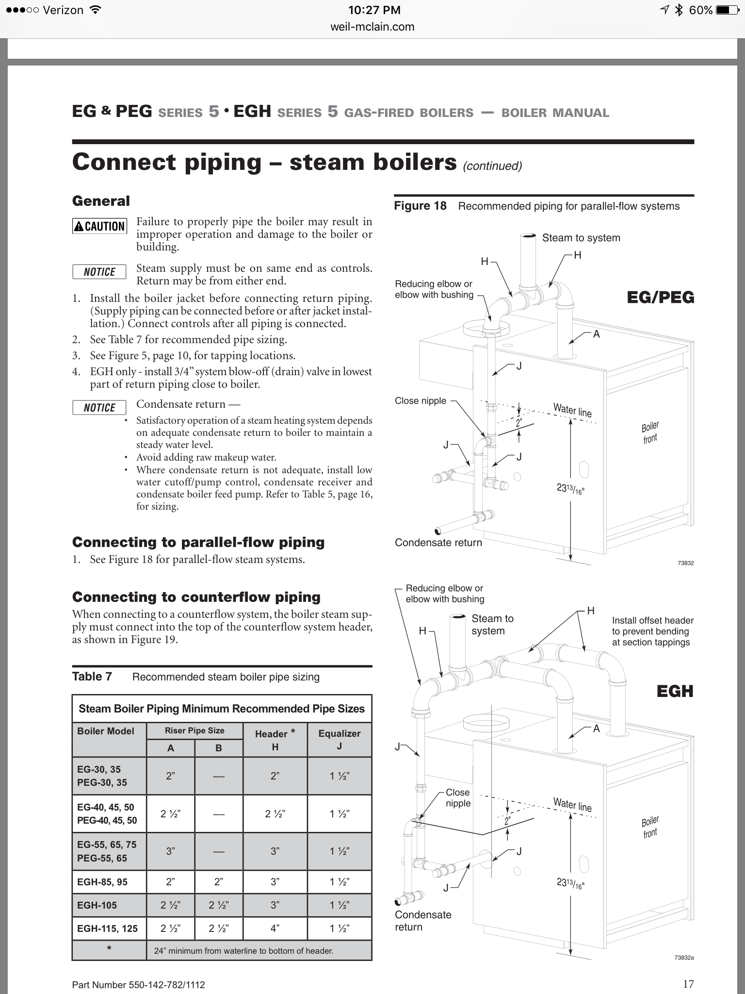 Awful Smell Health Concerns From New Weil Mclain Install Heating Boiler Wiring Diagram Img 0311
