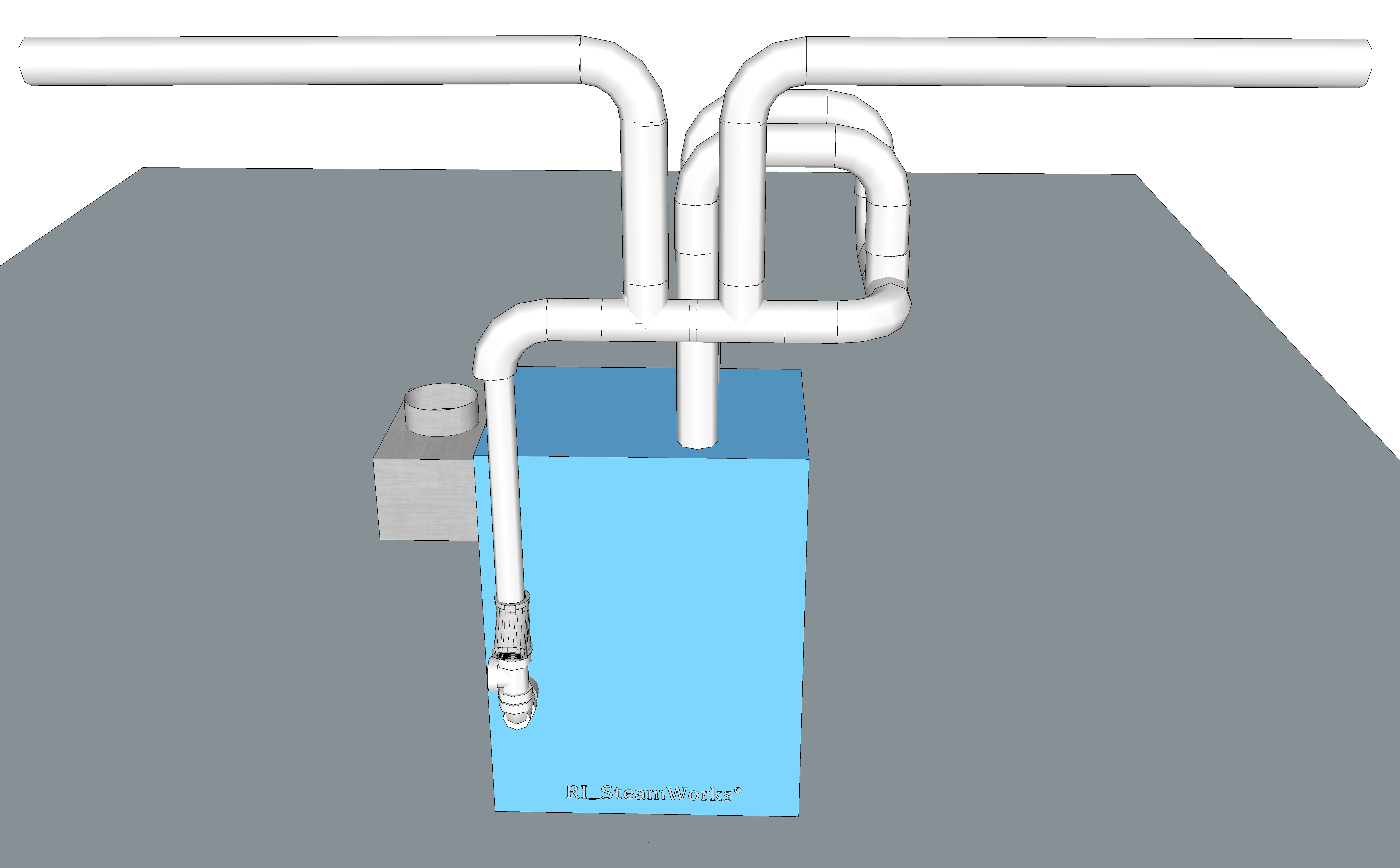New Steam Boiler Cycling On/Off — Heating Help: The Wall