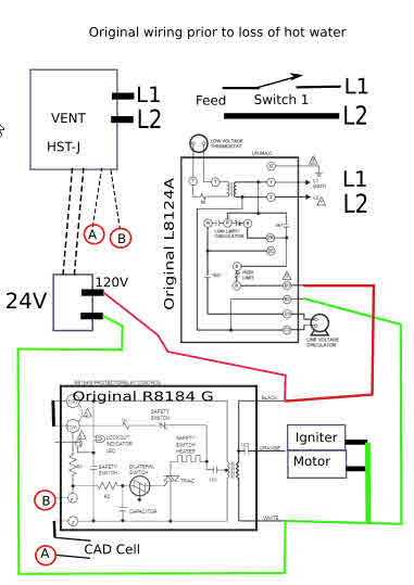 No Hot Water Controls problem — Heating Help: The Wall Honeywell Aquastat Wiring Diagram on