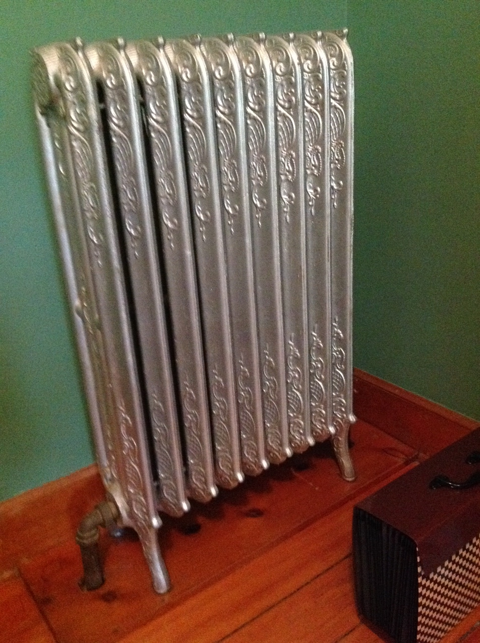 Steam Radiators And Thermostats Heating Help The Wall