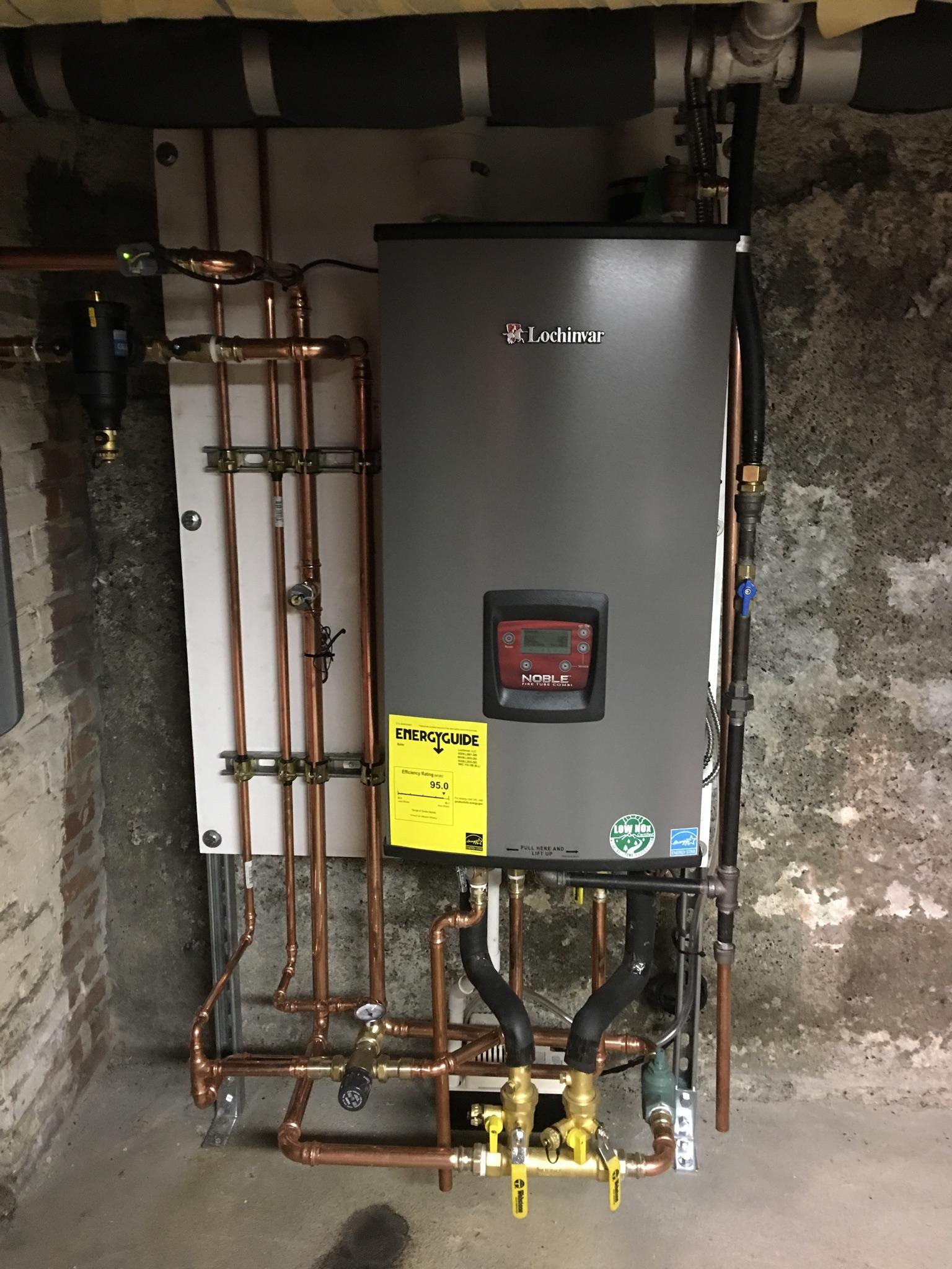 Lochinvar Noble  U2014 Heating Help  The Wall