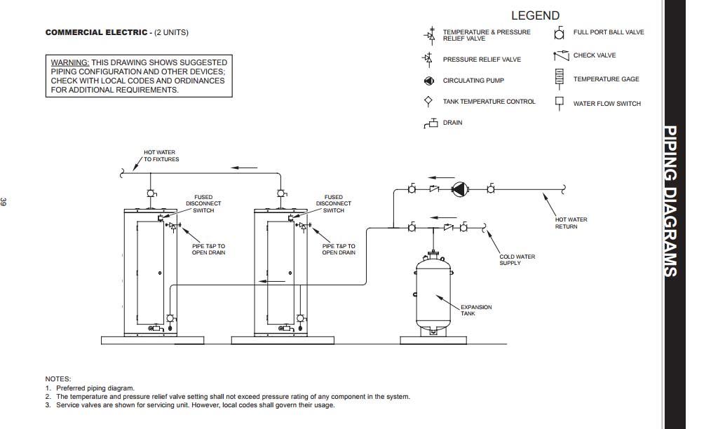 U9a5a U304f U3070 U304b U308a Hot Water Unit Heater Piping Diagram