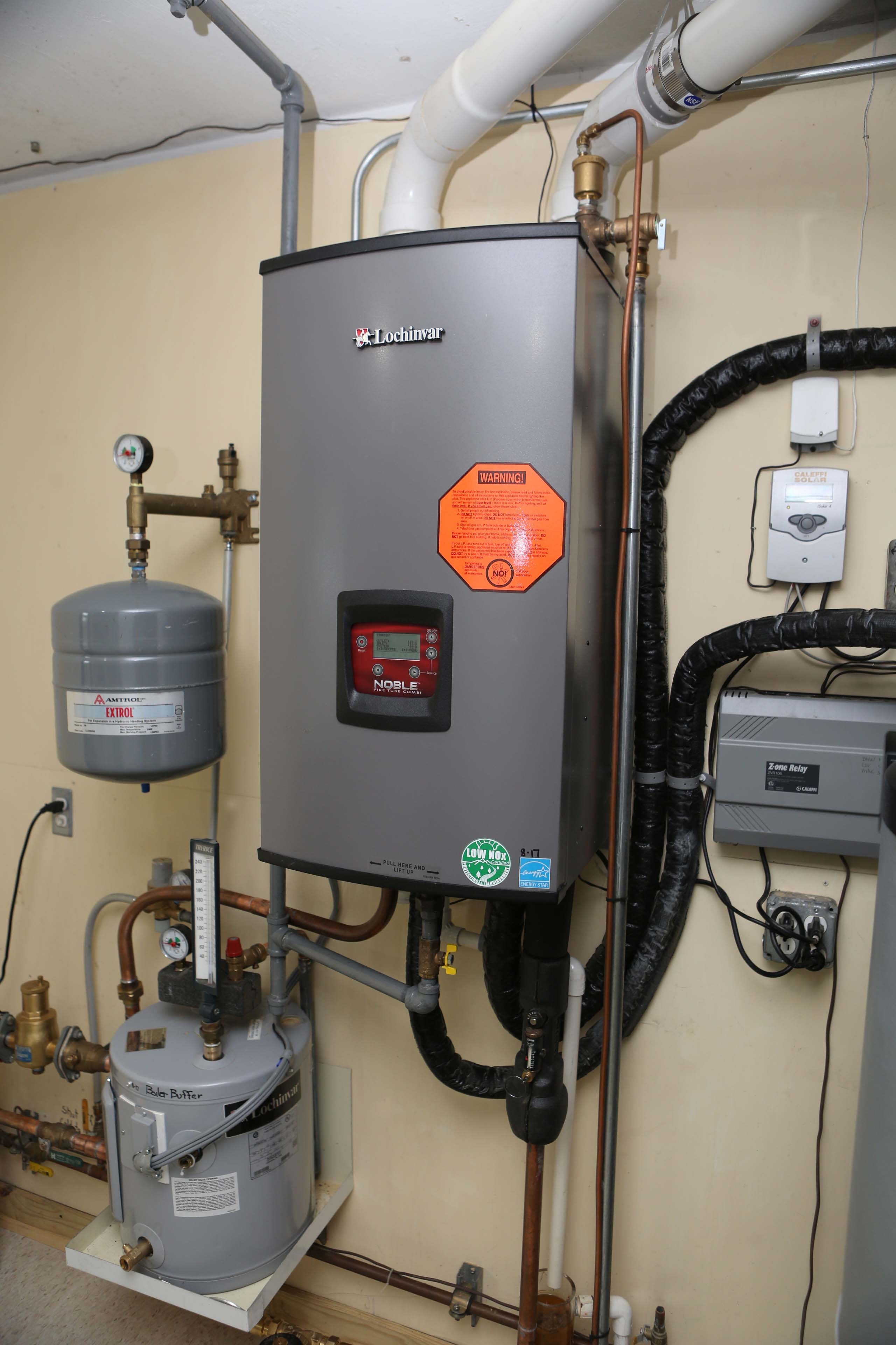 When to use a buffer tank and sizing it — Heating Help: The Wall