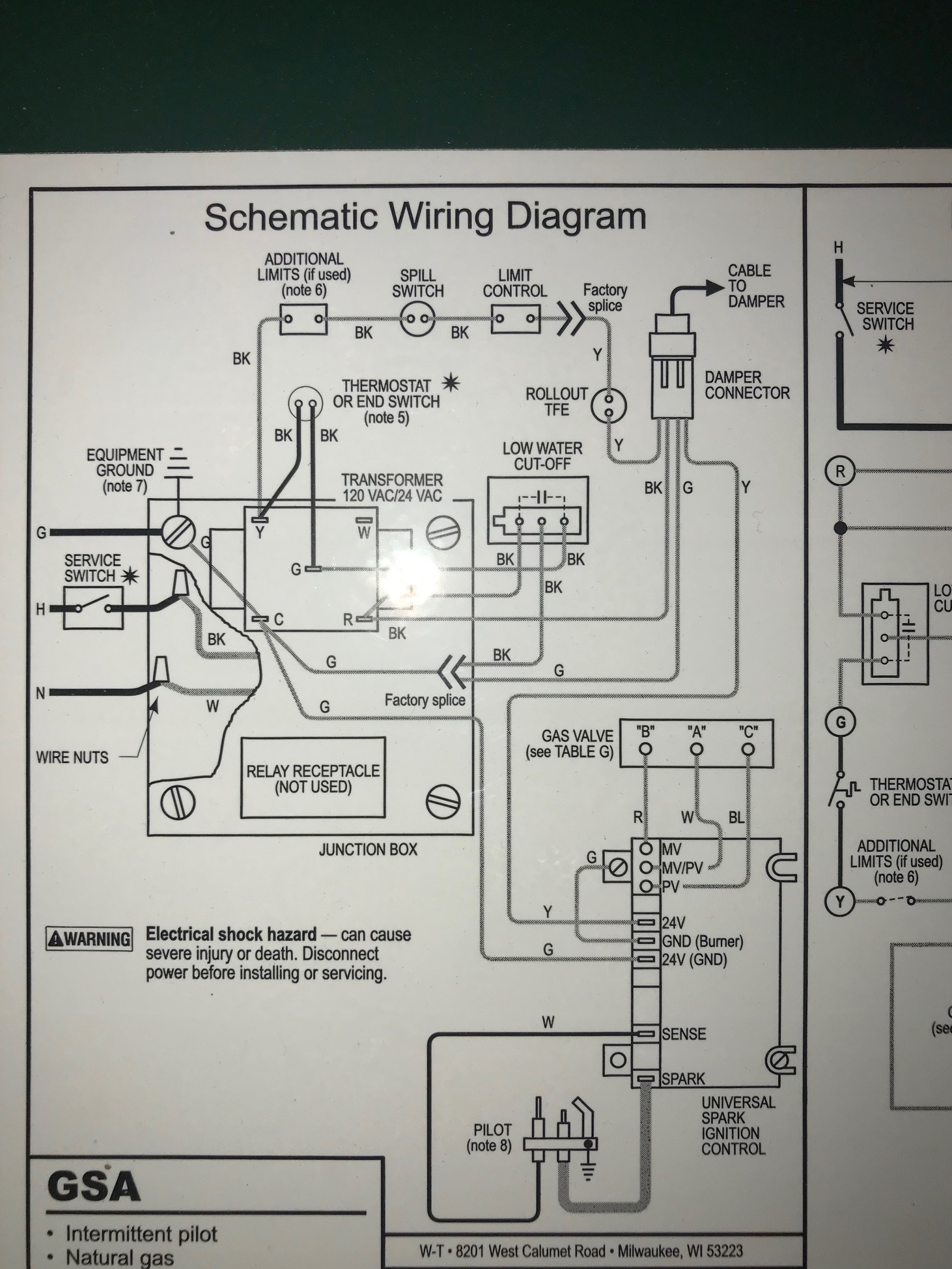 Ecobee 3 Lite Thermostat — Heating Help: The Wall | Williamson Furnace Thermostat Wiring Diagram |  | Heating Help: The Wall