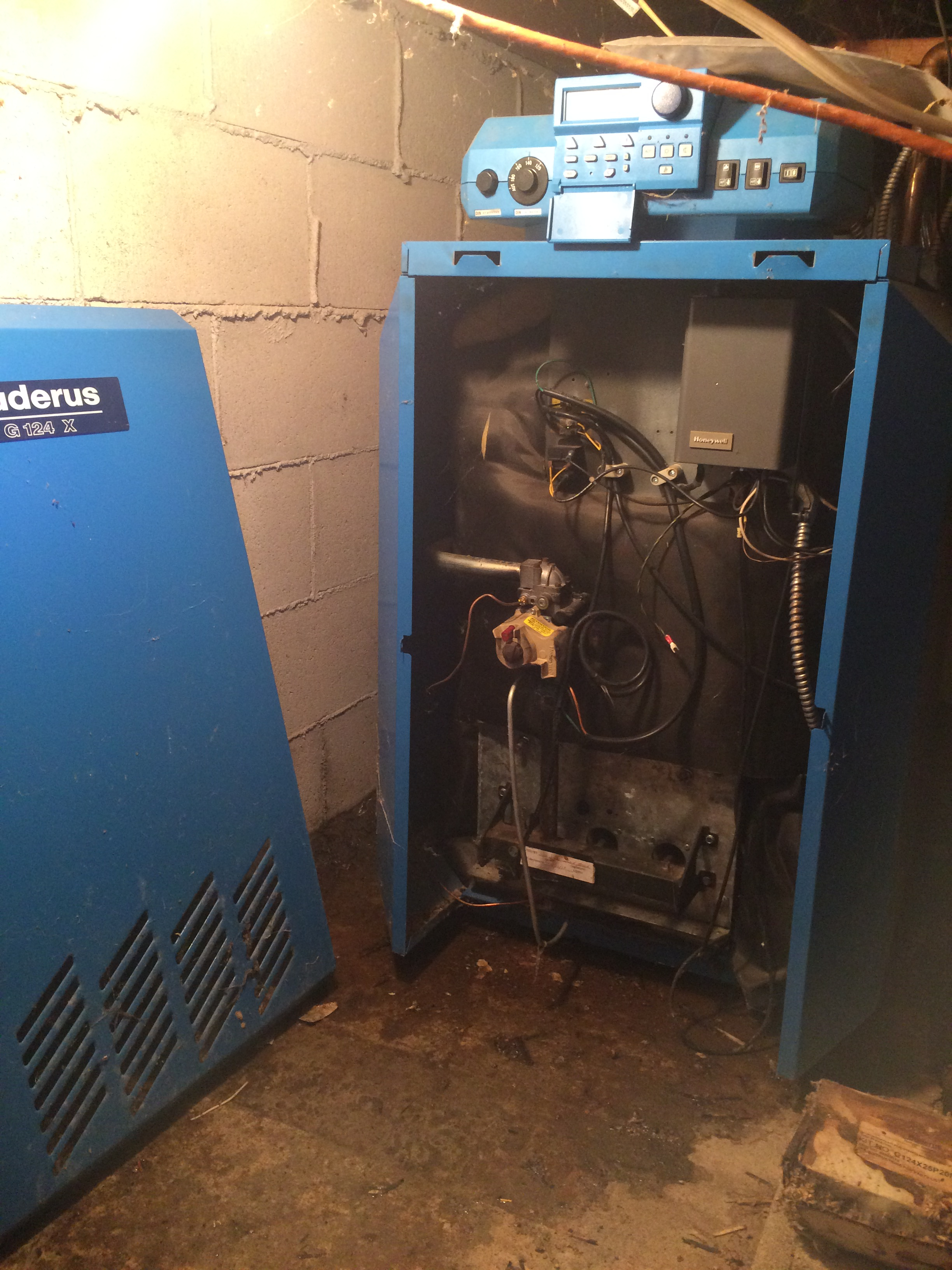 Quick decision on new heating hot water system heating for New heating system