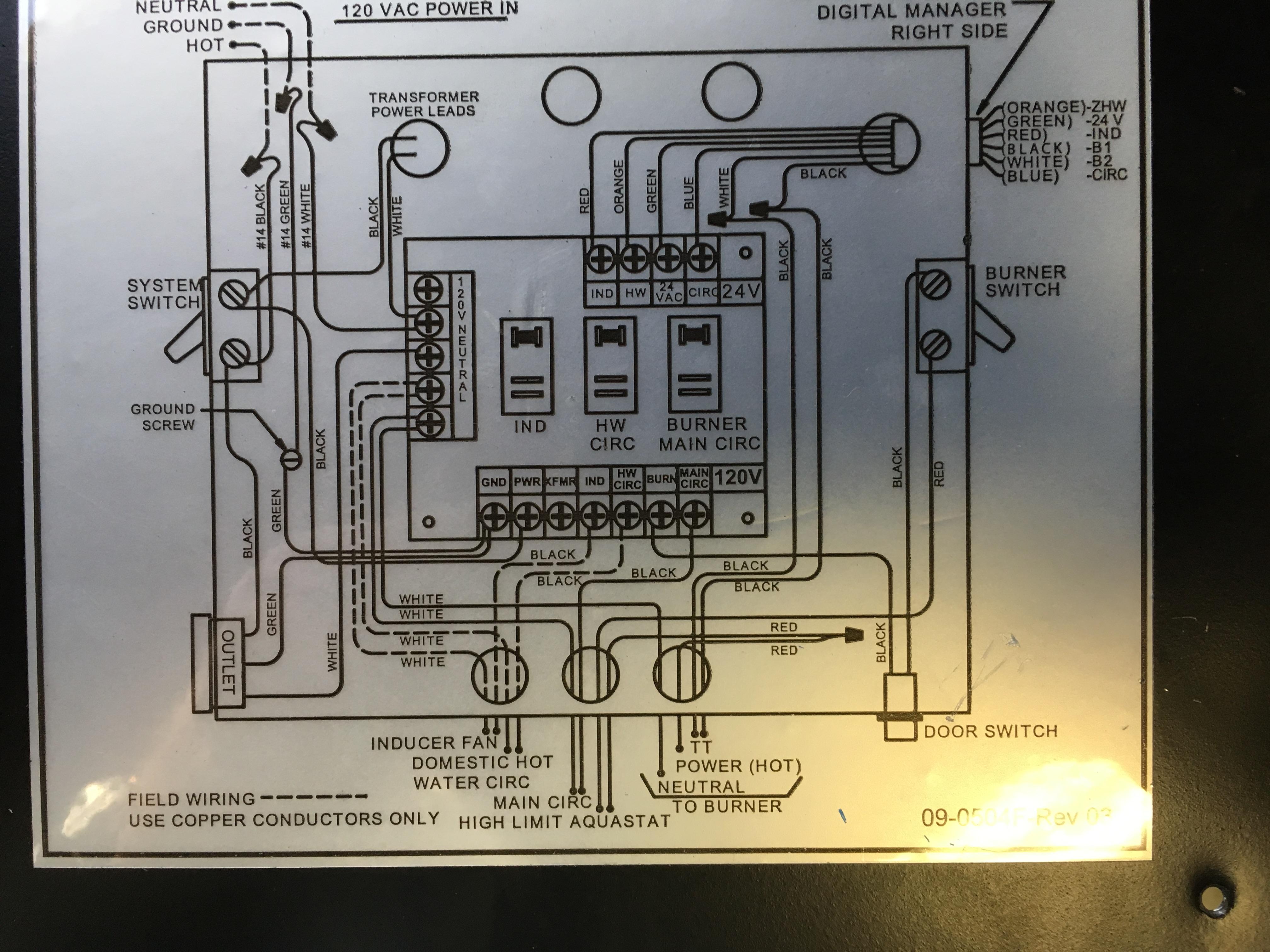 power vent motor runs too long \u2014 heating help the wall Single Line Wiring Diagram