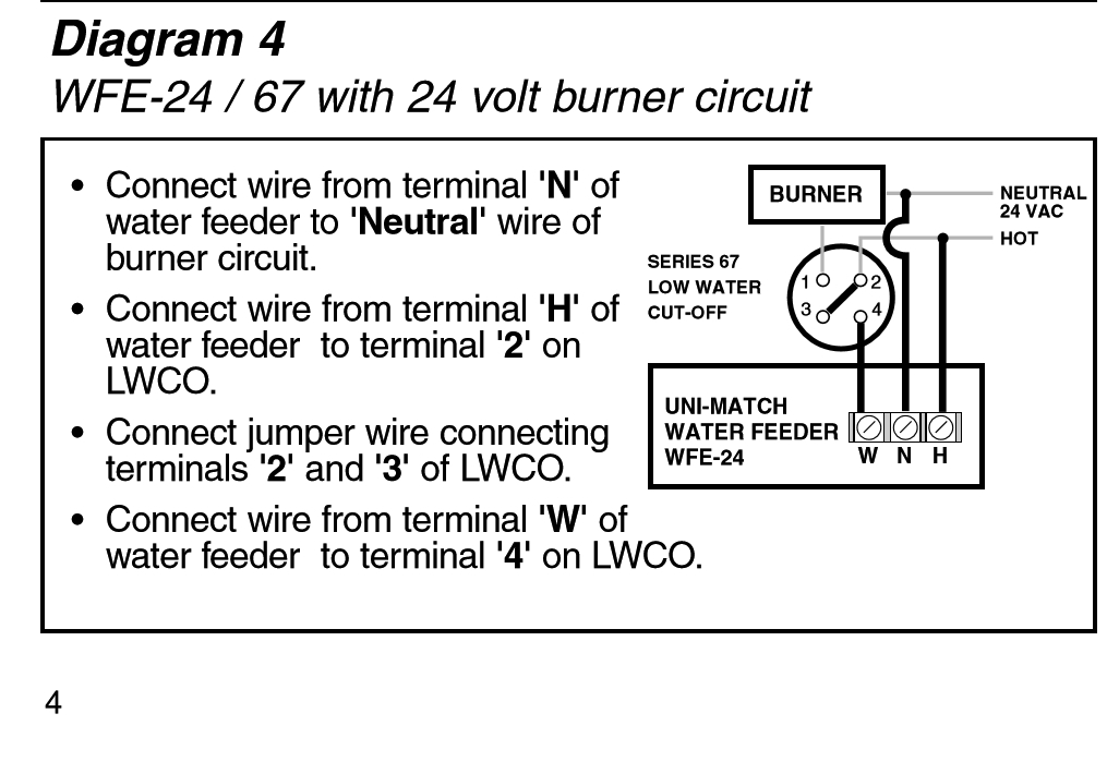 67 LWCO wiring torubles (STEAM) — Heating Help: The Wall