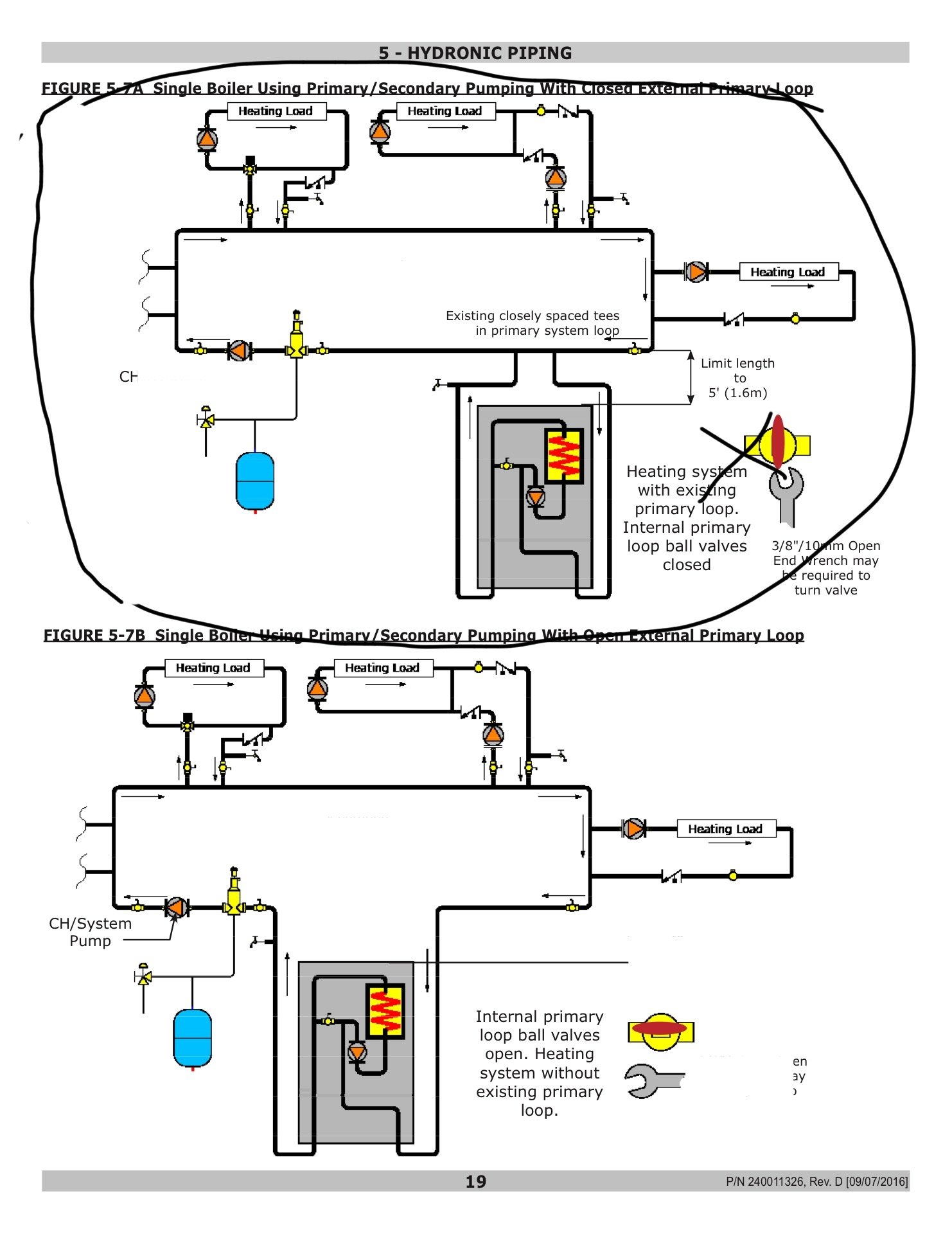 Piping Diagram Hydronic Heating | Wiring Diagram on