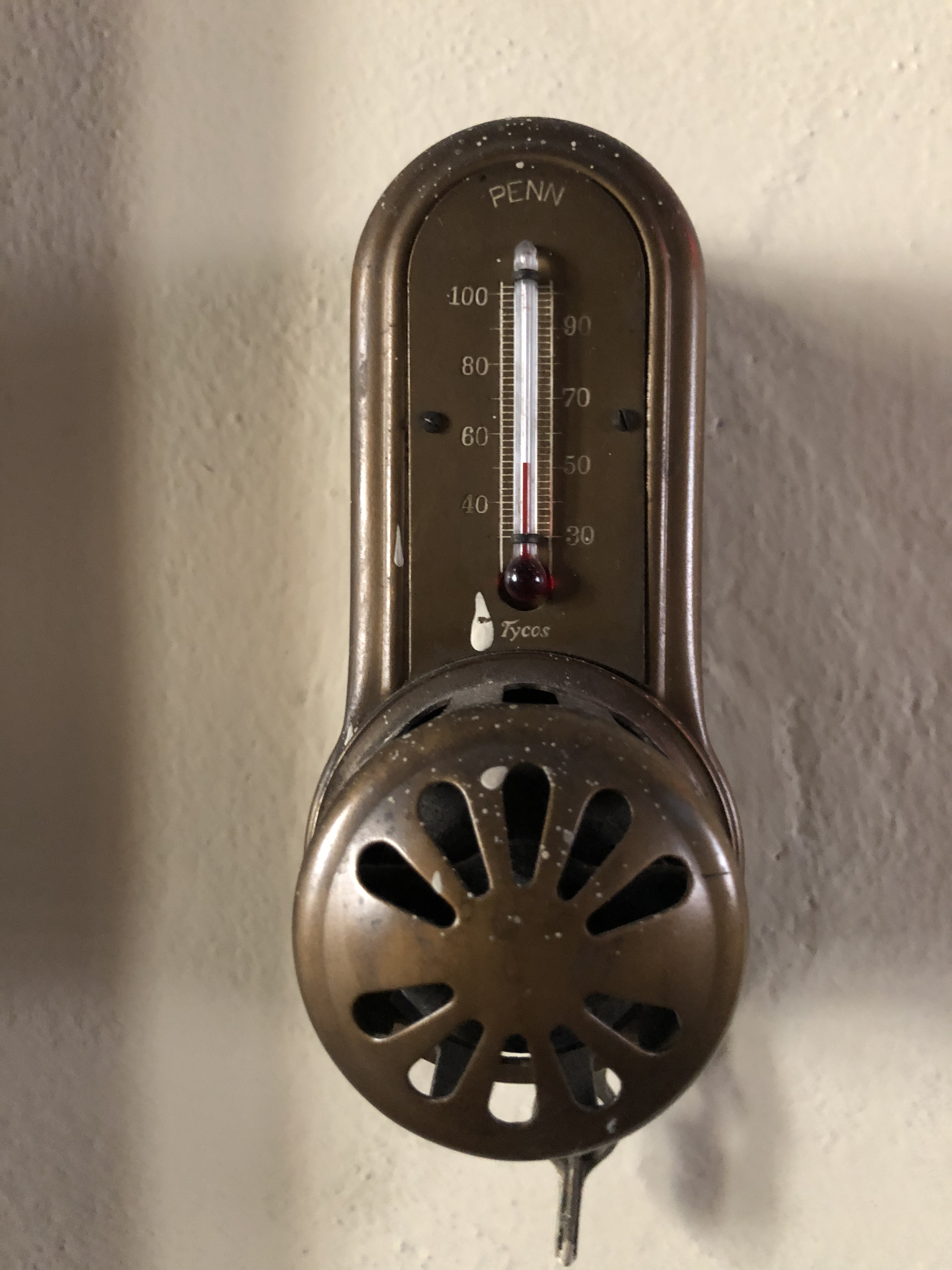 Old Bellows Thermostat  U2014 Heating Help  The Wall