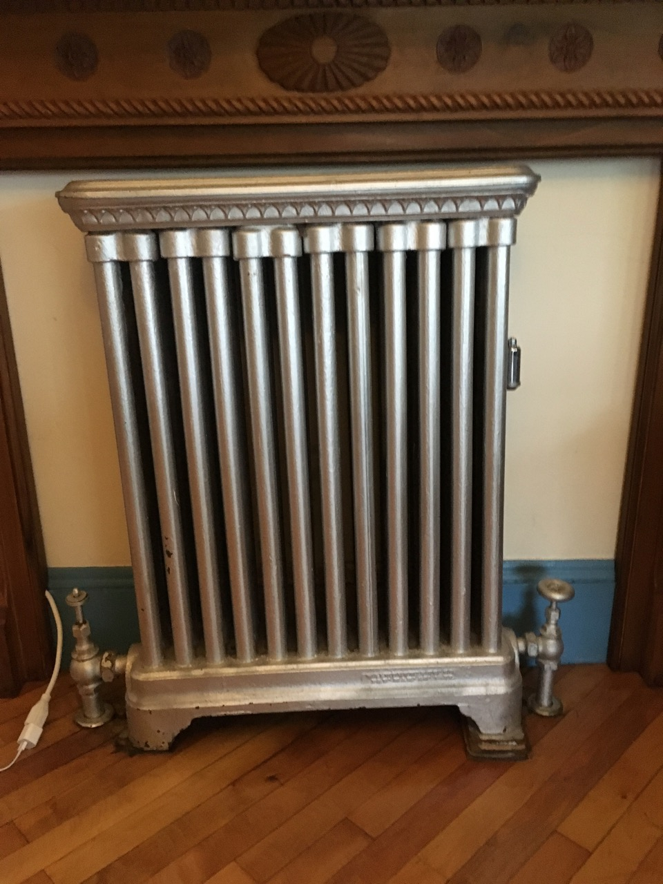 New steam boiler and radiator issues     Heating Help  The Wall