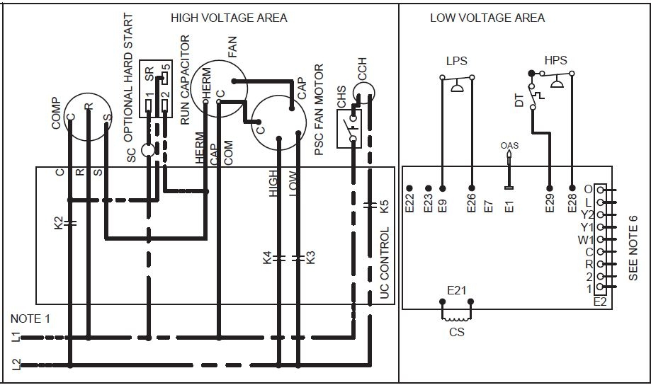 icm head pressure control wiring diagram   40 wiring diagram images