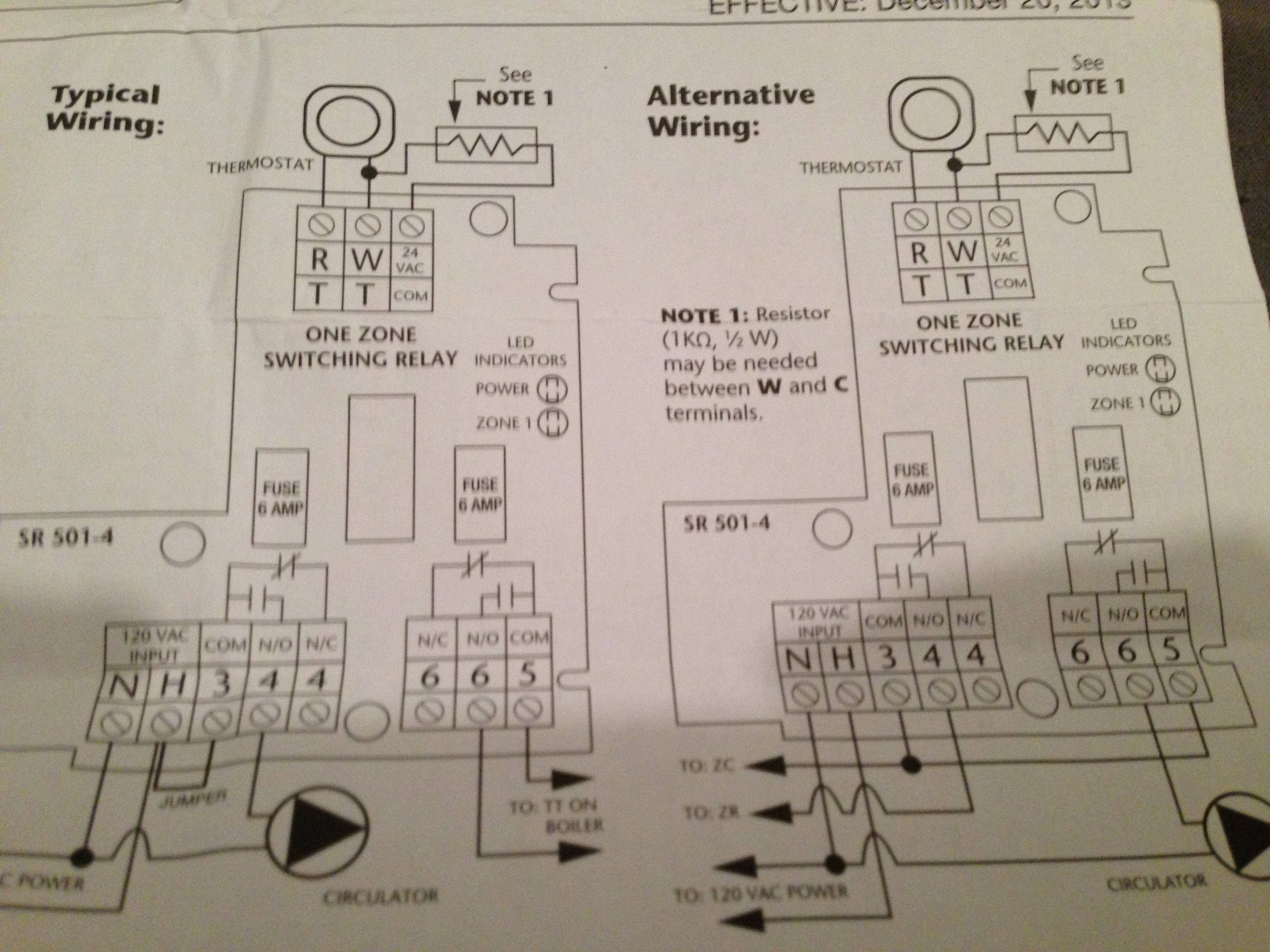 Wiring Diagram As Well Taco Zone Valve Relay Likewise Taco 571 Zone