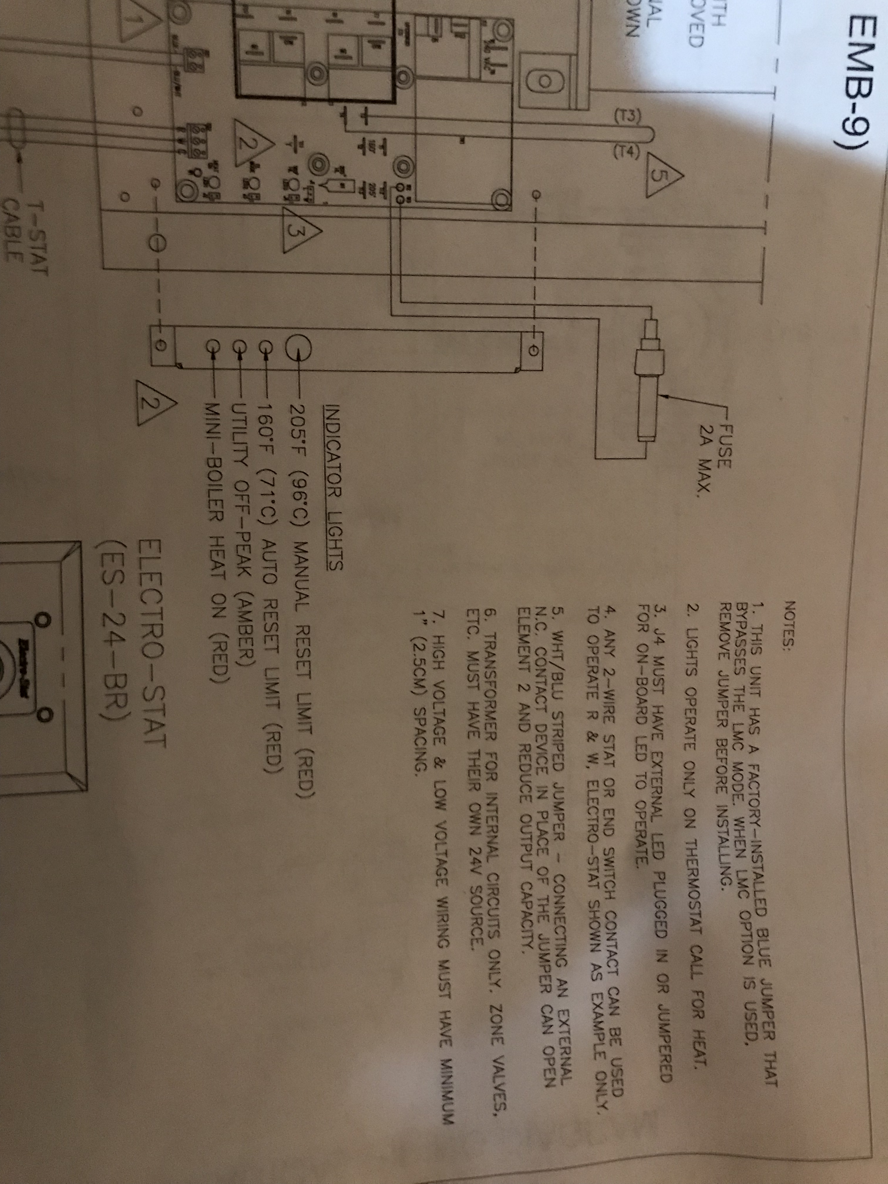 Staging Elements On Elctric Boiler Heating Help The Wall Led Low Voltage Wiring Schematic Diagram In Manual It Even Has A Suggestion Of Adding Normally Closed Contact Device Place Jumper To Do What I Am Looking