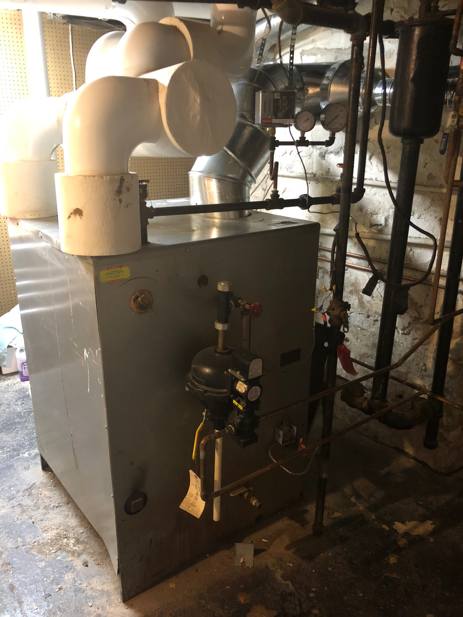 Need Operating Manual For American Standard Gas Boiler