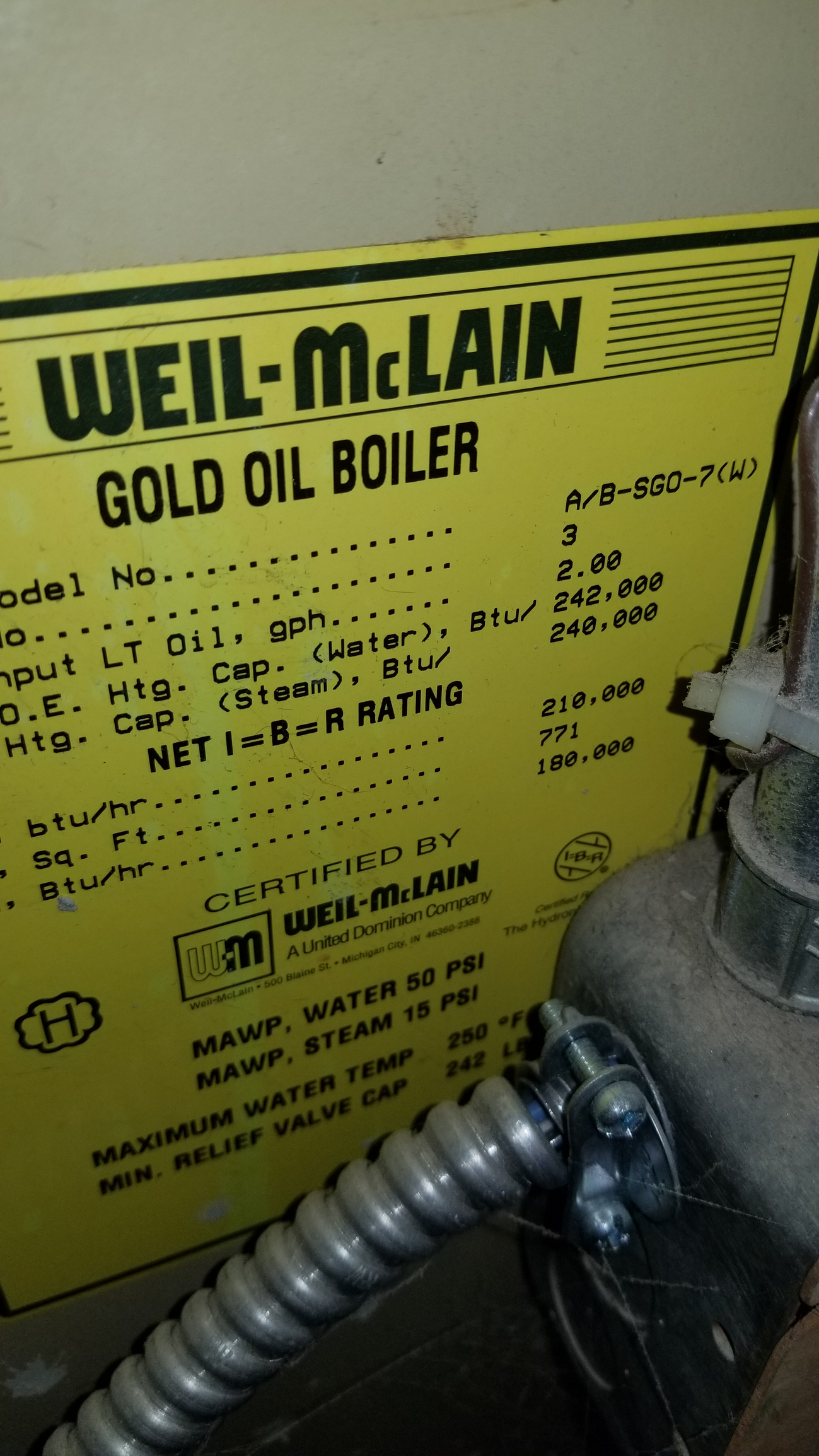 Wifi Thermostat With Weil Mclain Boiler  U2014 Heating Help