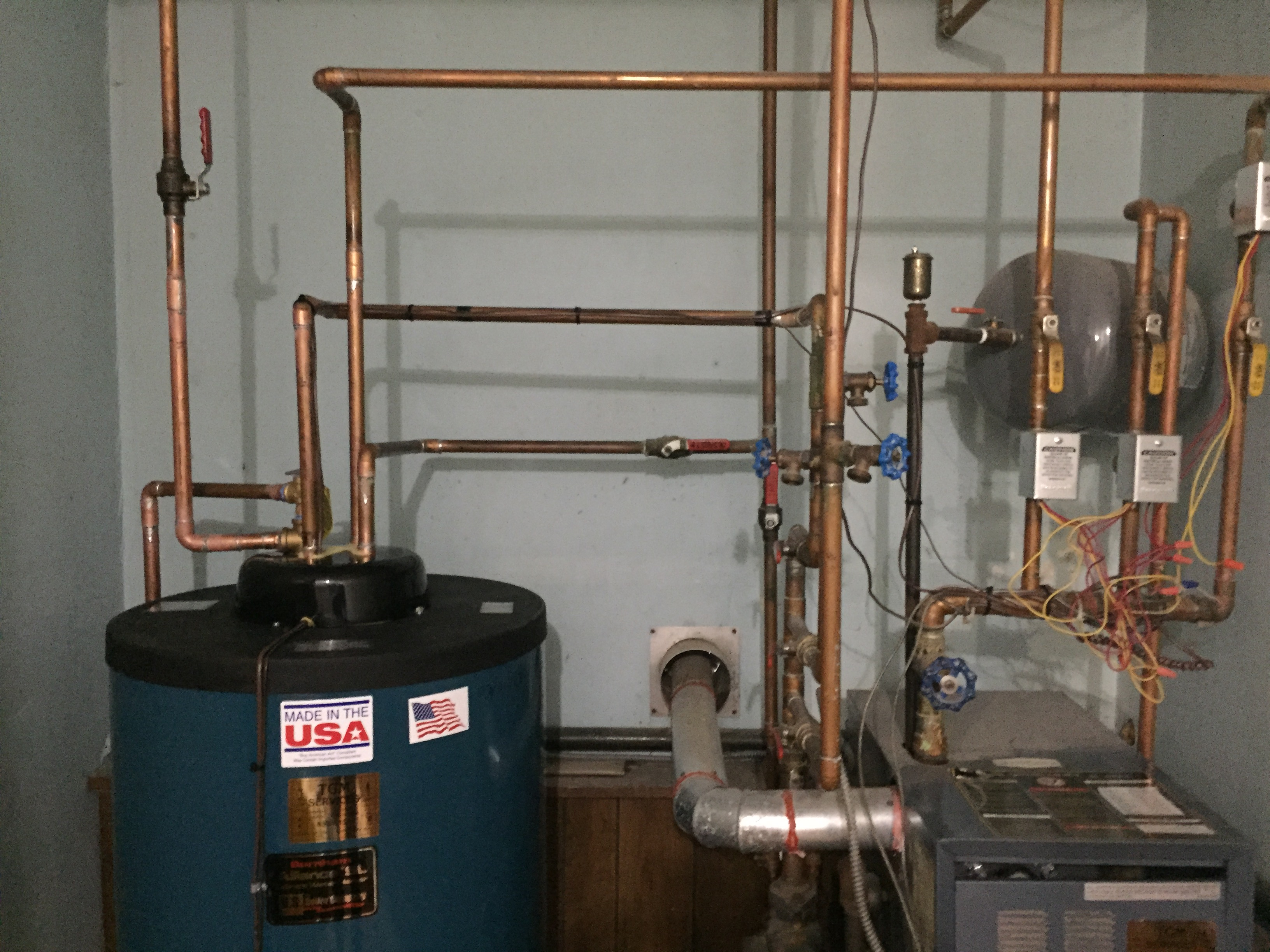 indirect water heater installation issues heating help. Black Bedroom Furniture Sets. Home Design Ideas