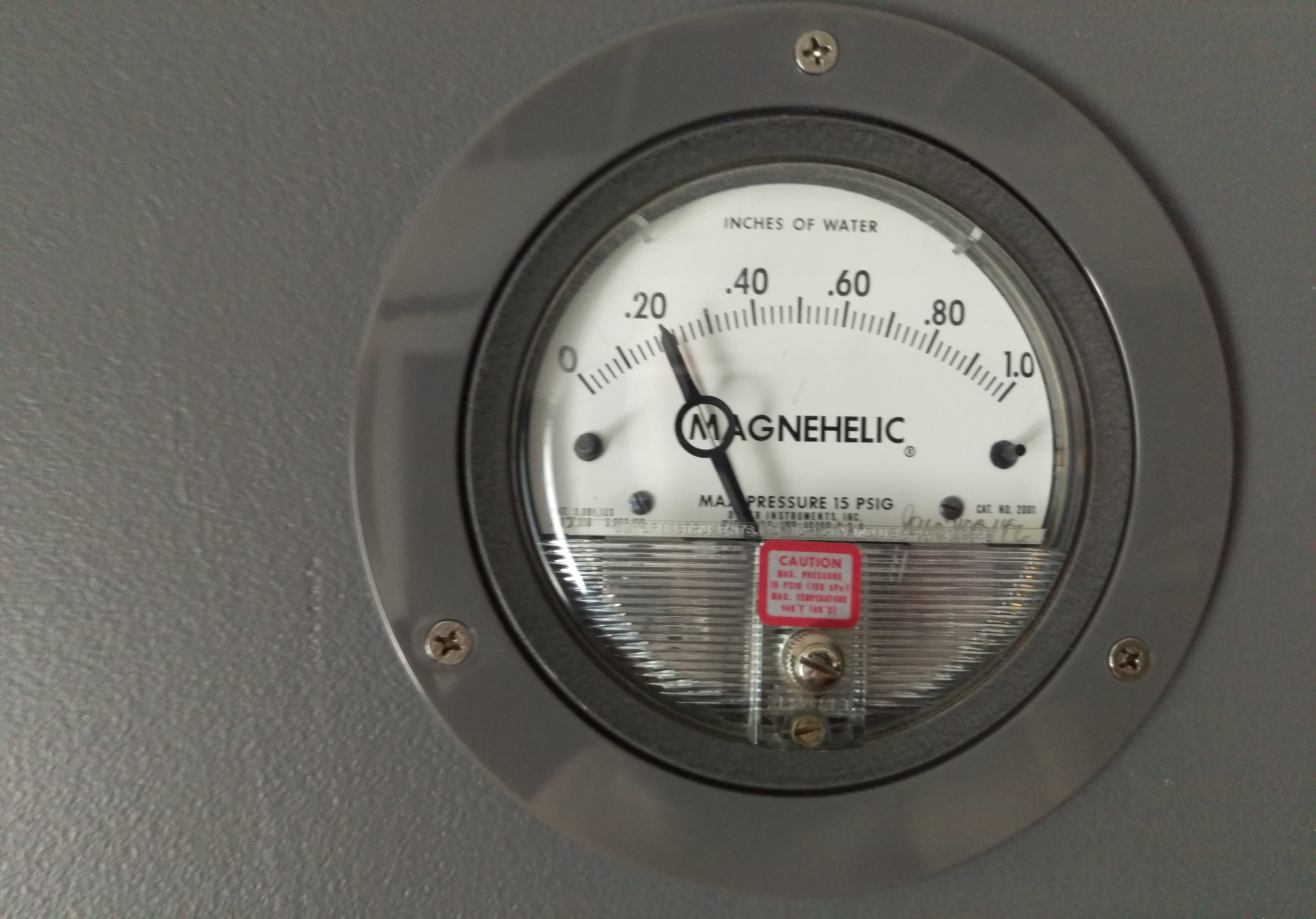 Acceptable system static pressure? — Heating Help: The Wall