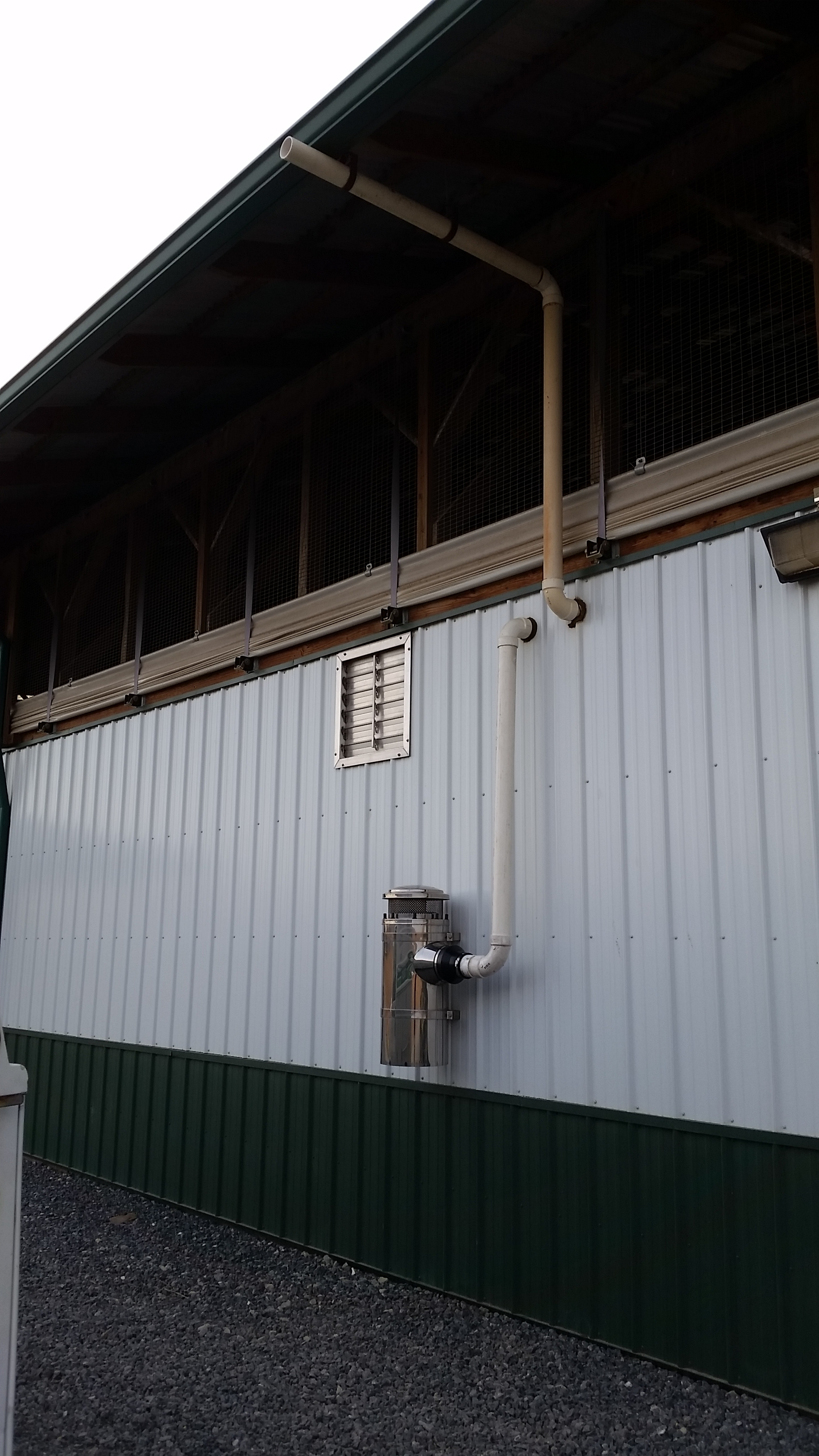 Munchkin Boiler leak — Heating Help: The Wall
