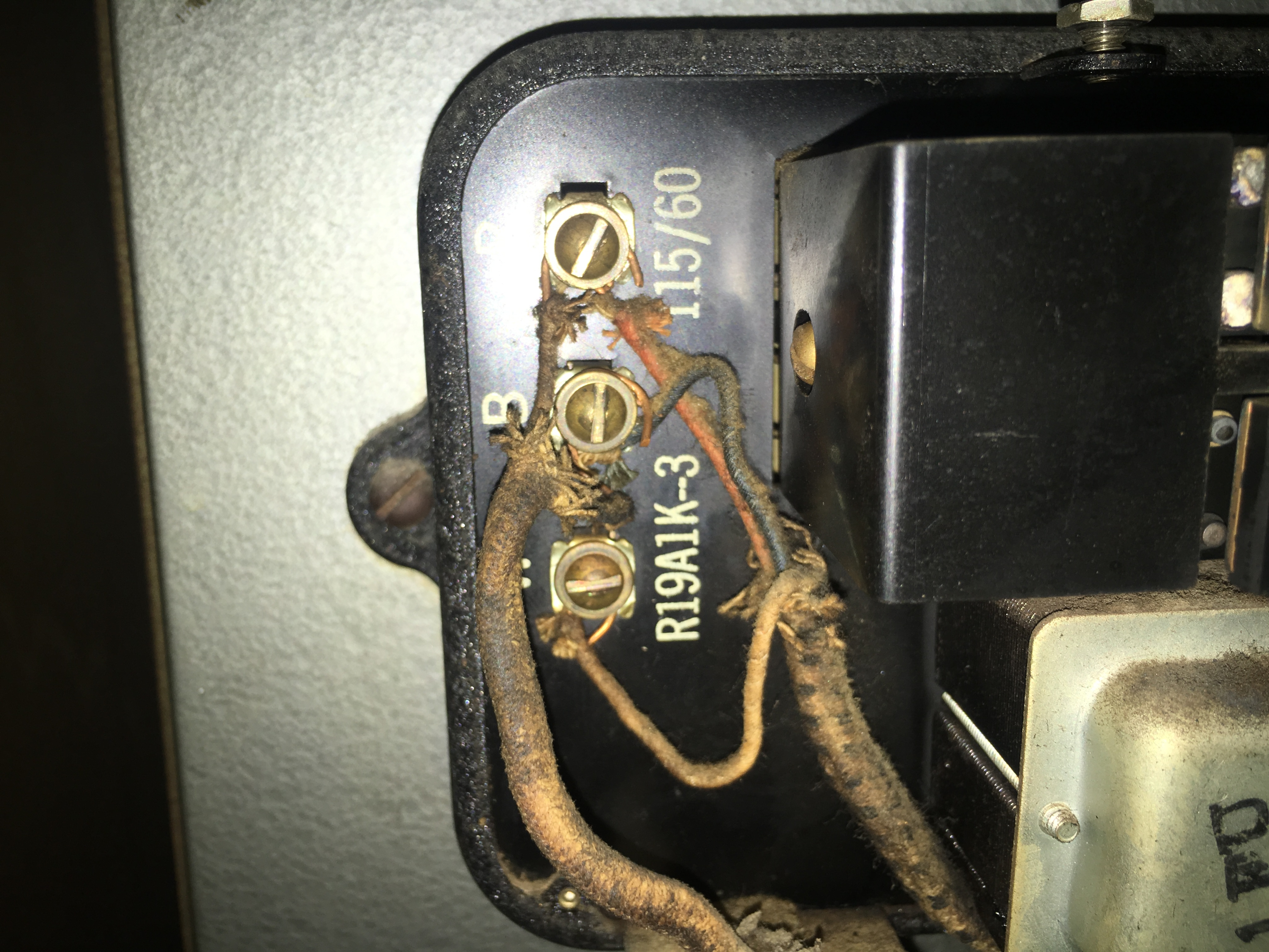 Gas Radiator Pump Not Working Relay Buzzing Heating Help The Wall Switch Img 0771