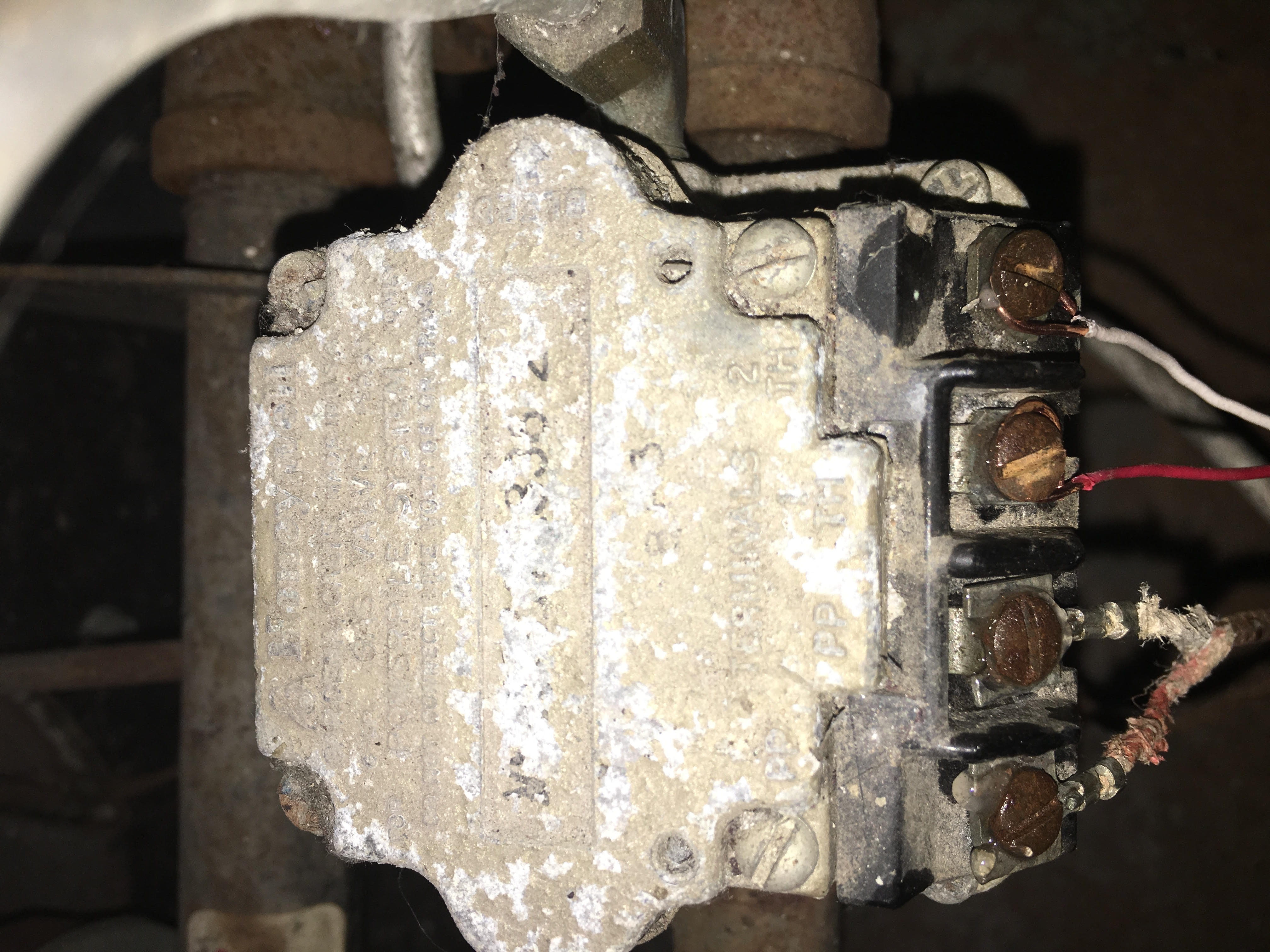 Powerpile Vs8178c 1010 Gas Valve Heating Help The Wall