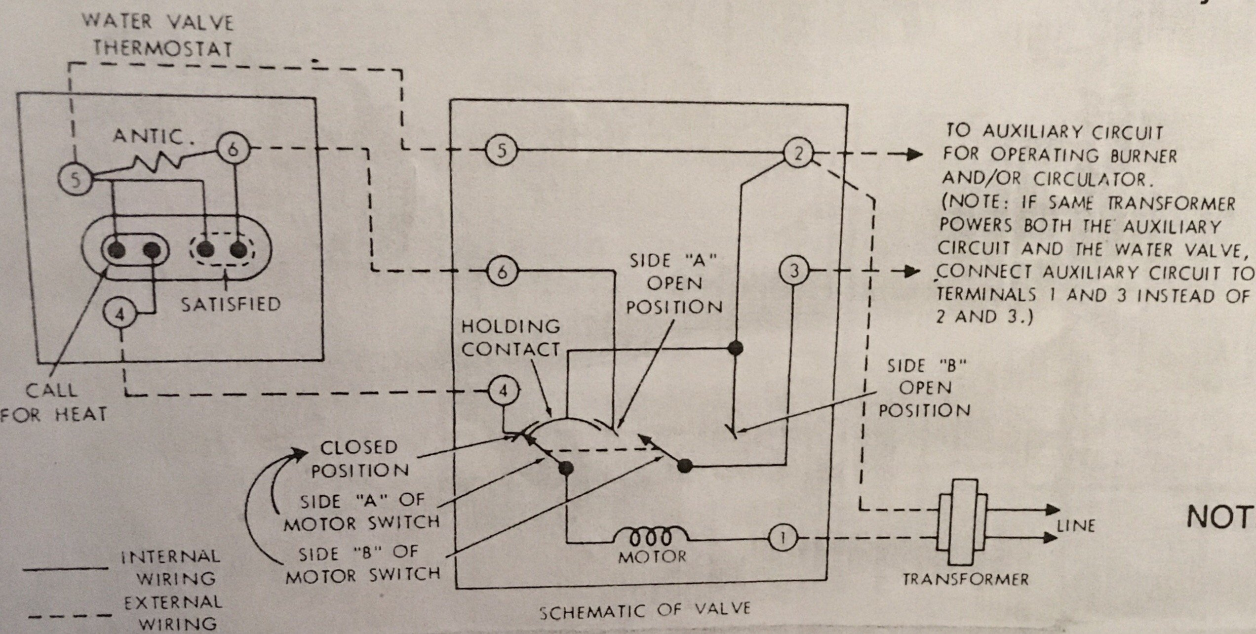 how can i add additional circulator relay to existing thermostat taco zone valve wiring guide also included here is the wiring schematic for the relay i'm particularly concerned about having two transformers in the same system